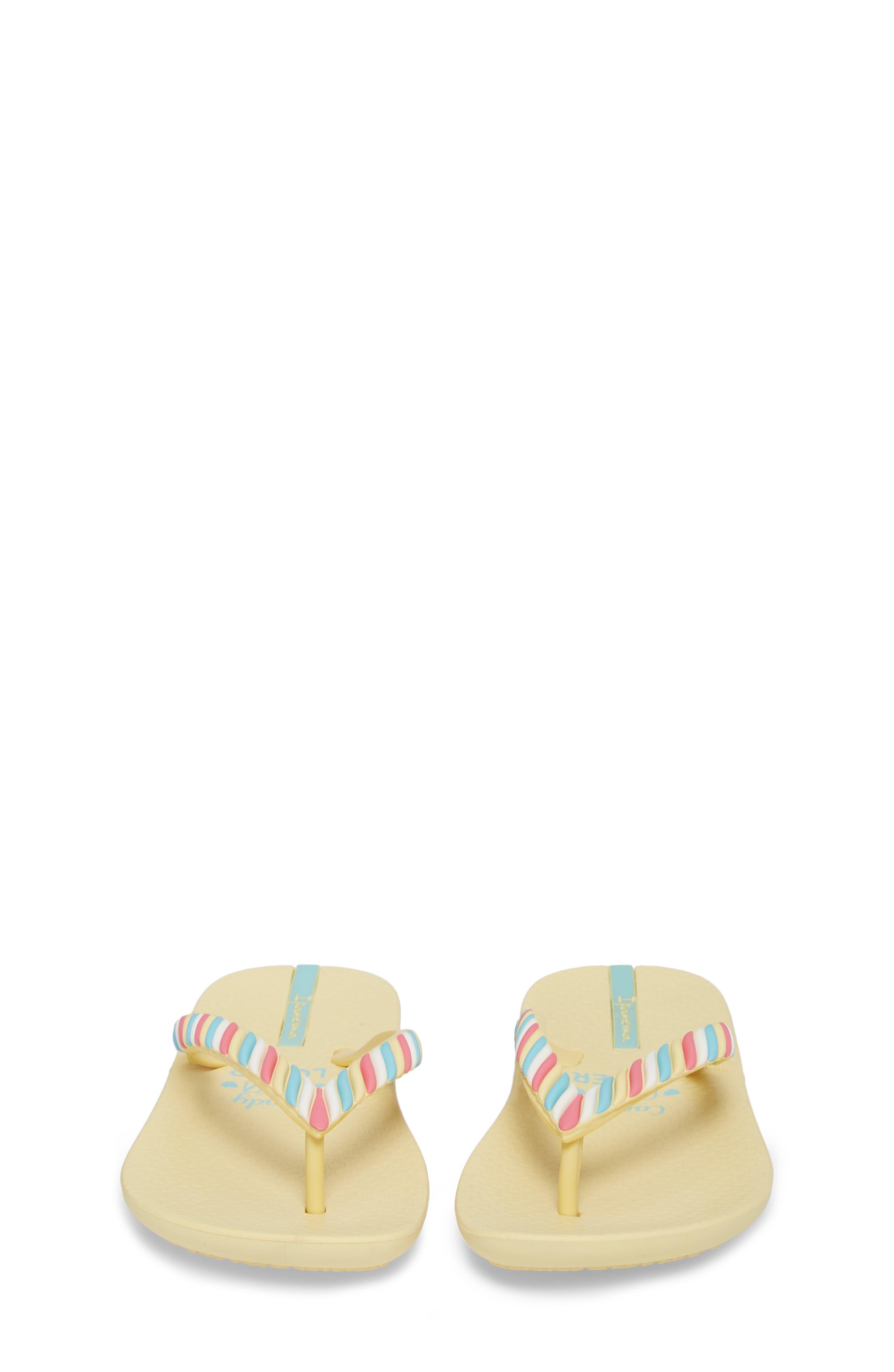 Candy Kids Flip Flop,                             Alternate thumbnail 10, color,