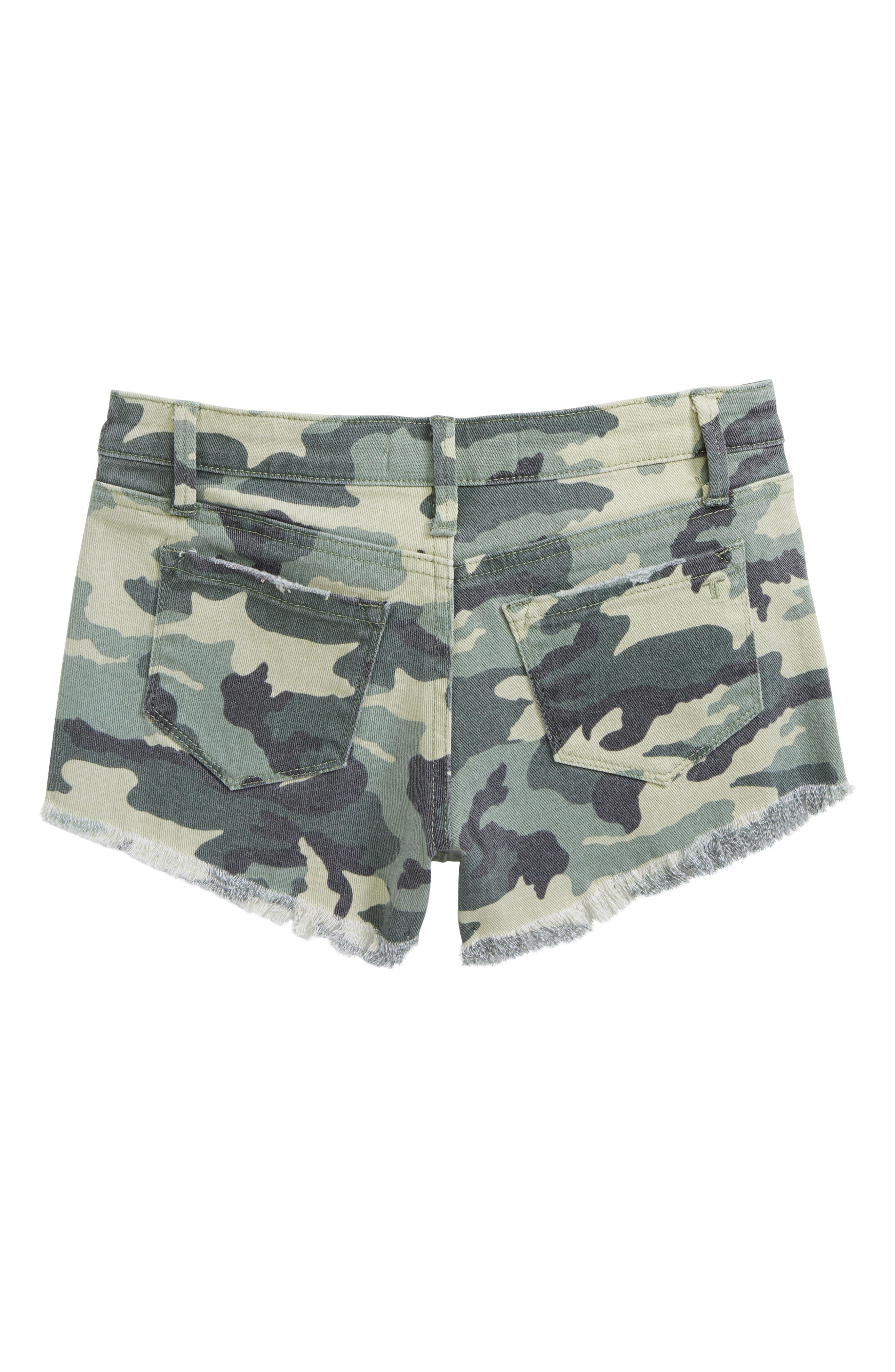 Camo Shorts,                             Alternate thumbnail 2, color,                             300