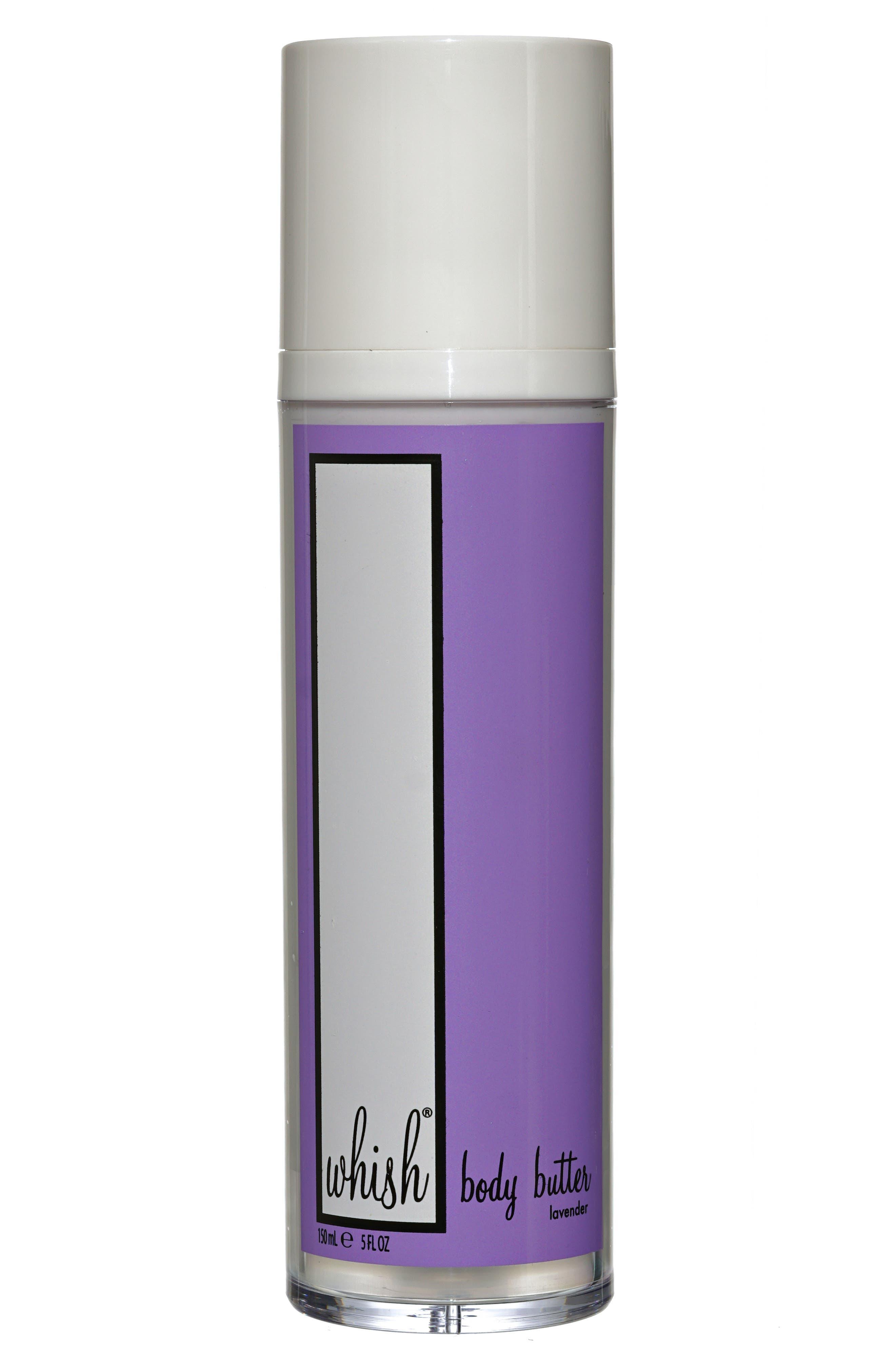 Lavender Body Butter,                             Alternate thumbnail 2, color,                             000