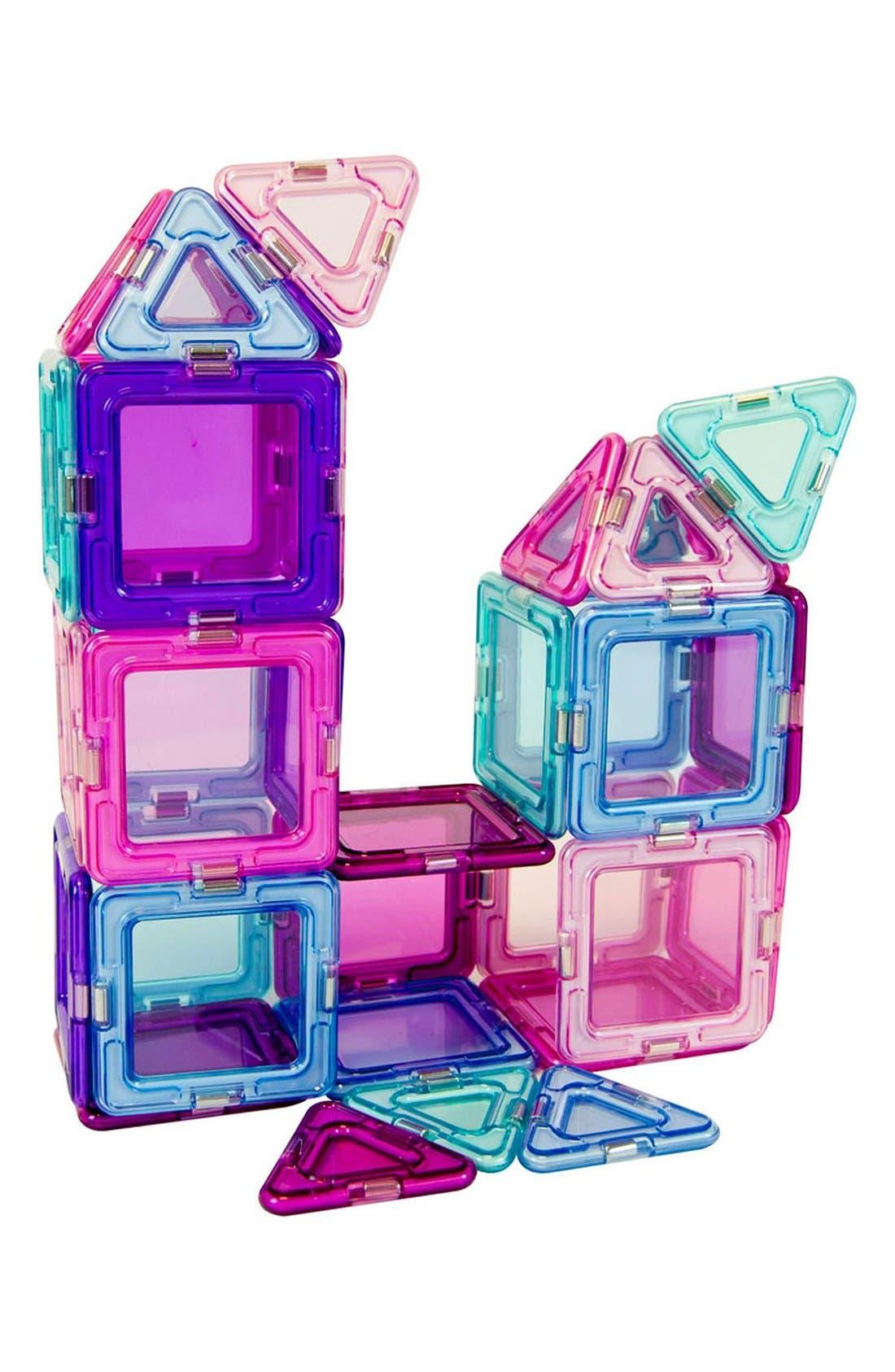 'Inspire - Solids' Clear Magnetic 3D Construction Set,                             Alternate thumbnail 3, color,