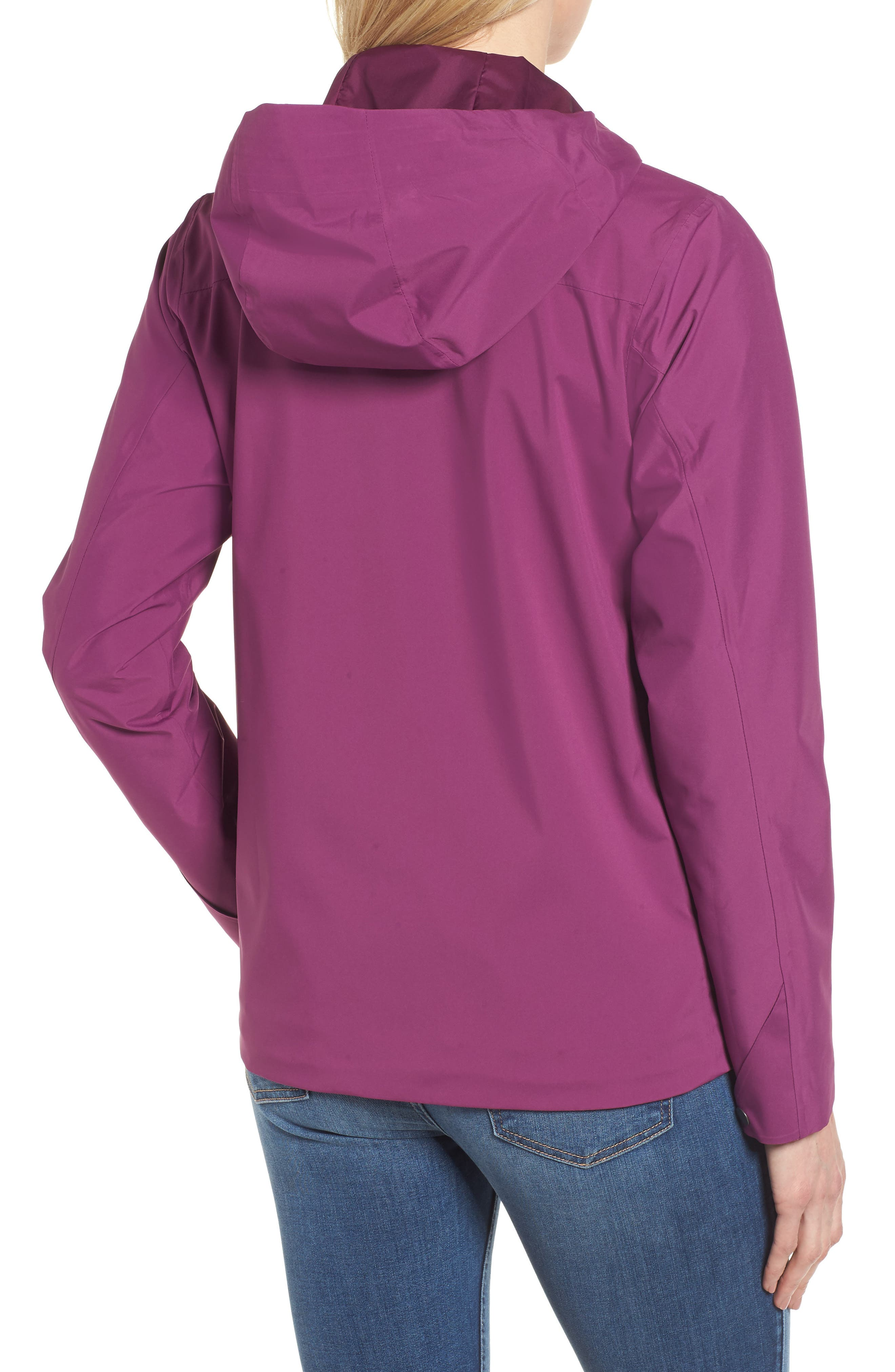 Yosemite Falls Hooded Jacket,                             Alternate thumbnail 4, color,