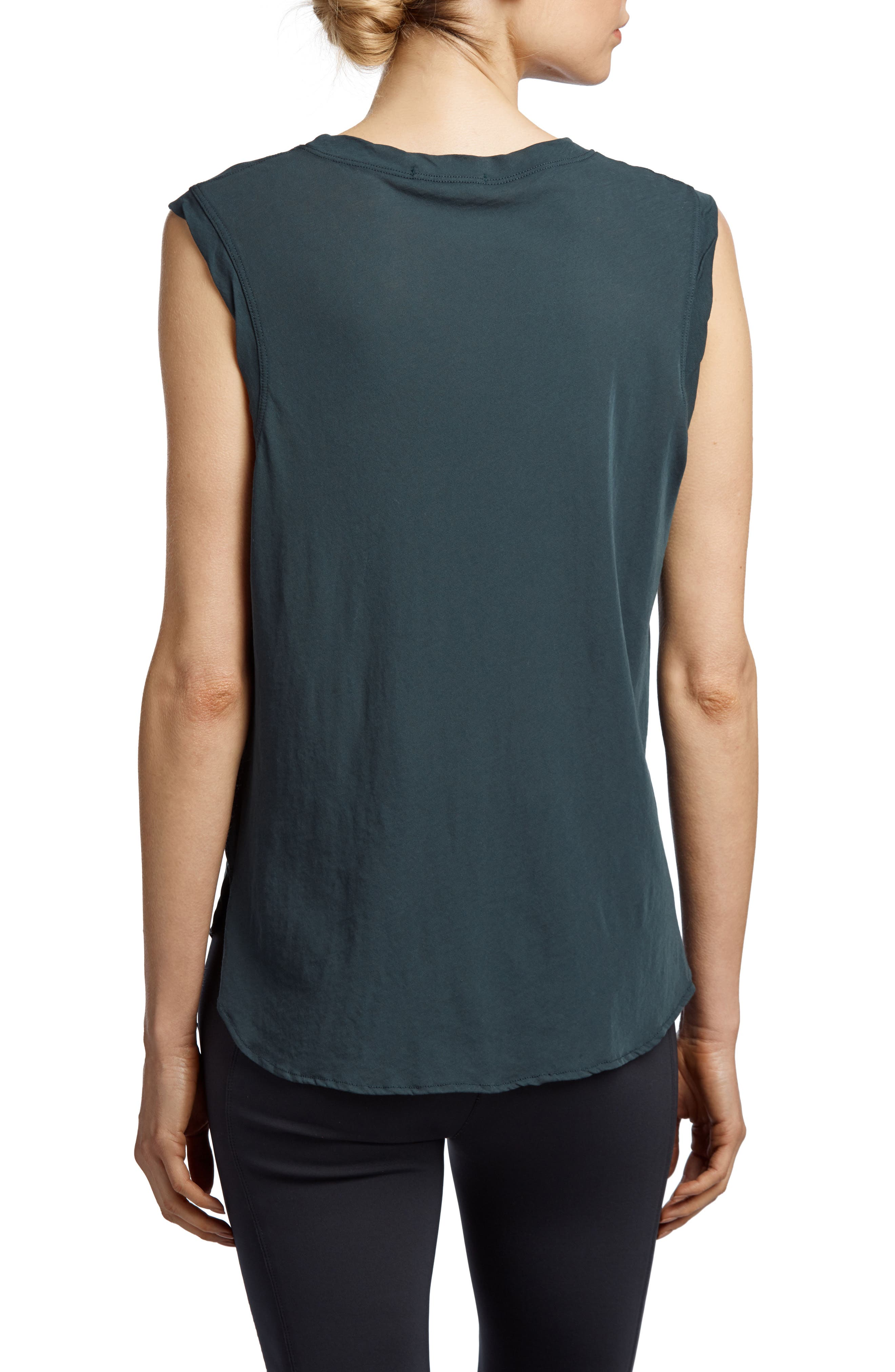 Easy Muscle Tank,                             Alternate thumbnail 8, color,