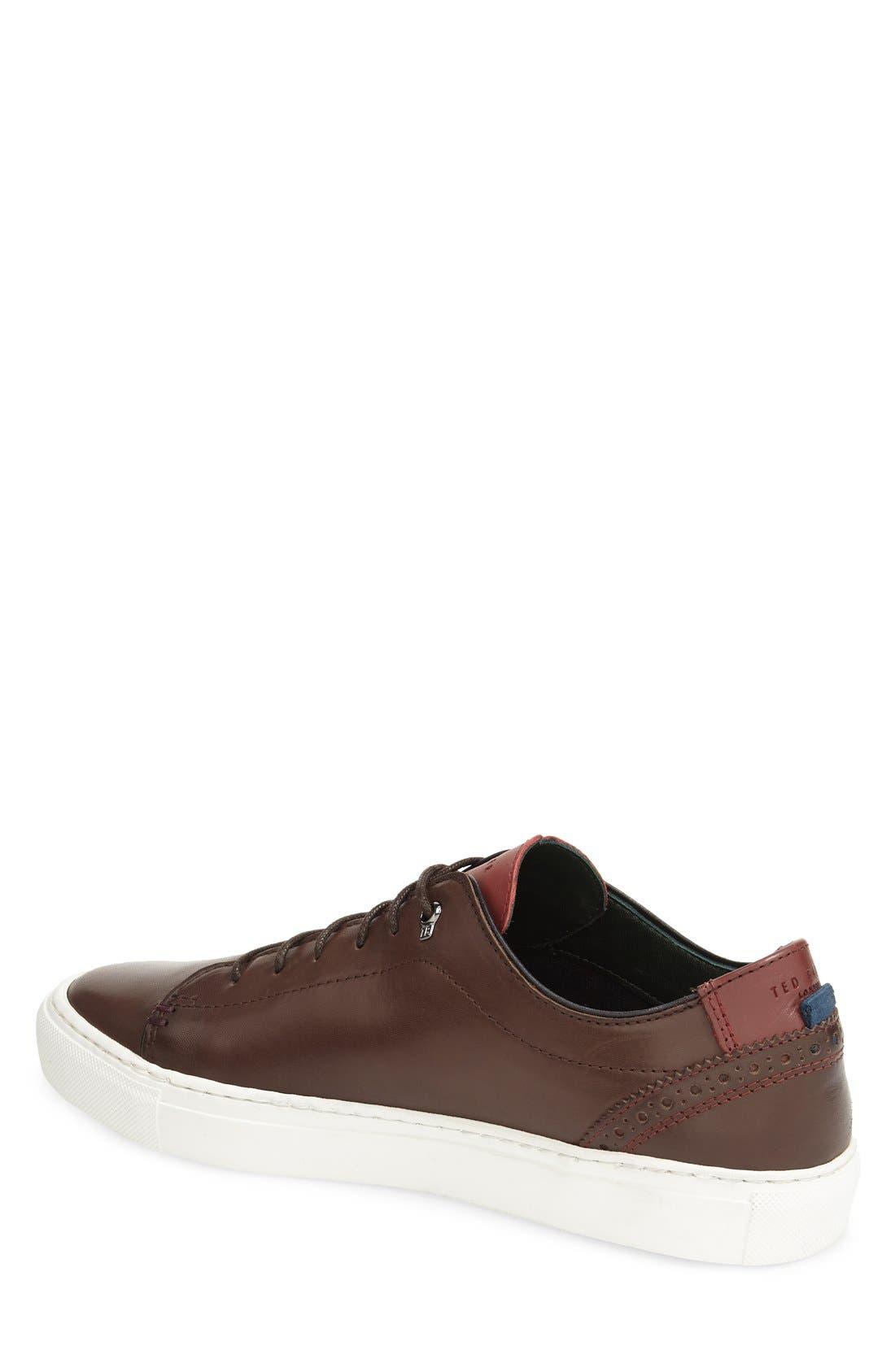 'Kiing Classic' Sneaker,                             Alternate thumbnail 42, color,