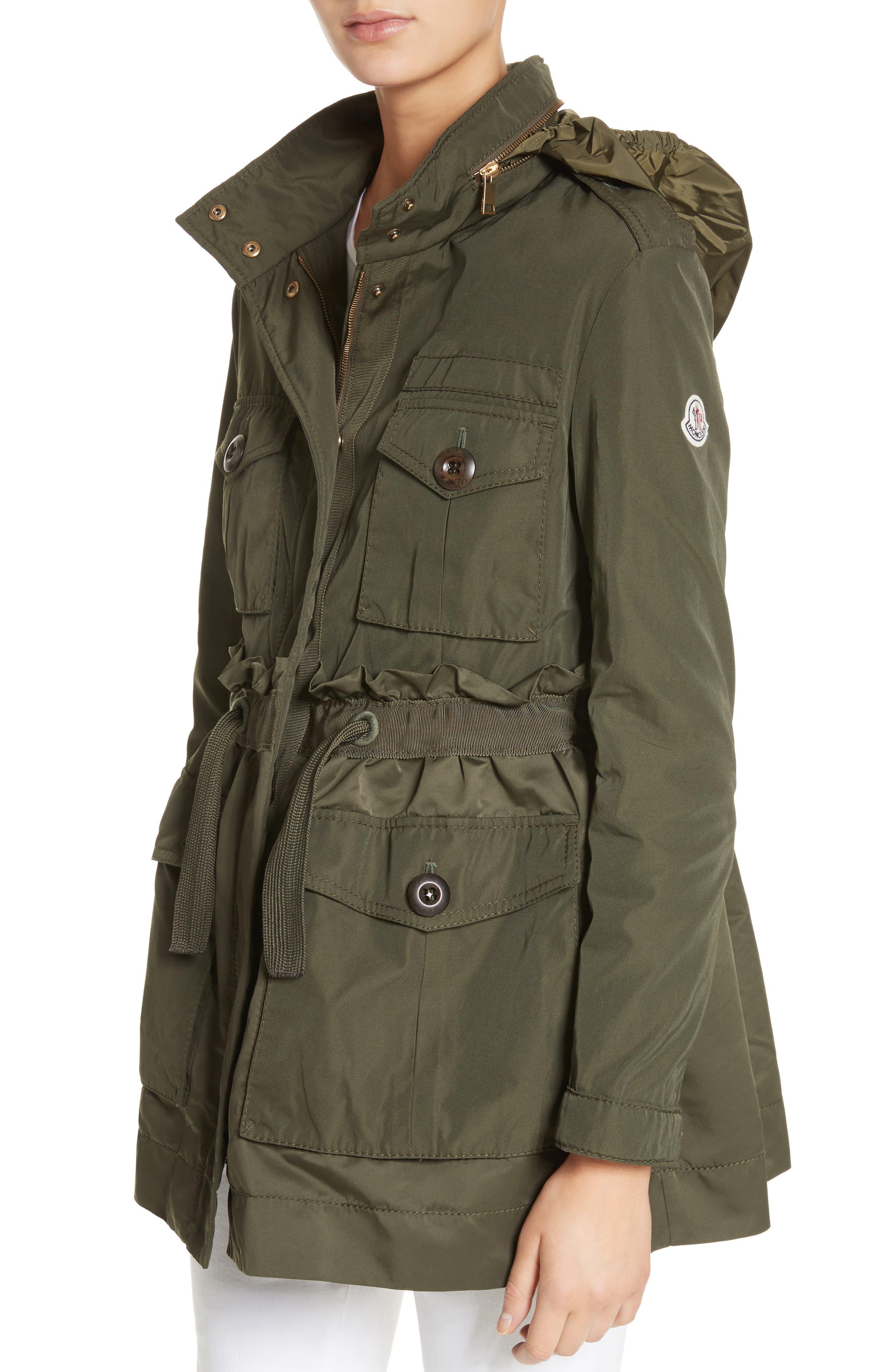 Rhodonite Field Jacket,                             Alternate thumbnail 4, color,                             OLIVE
