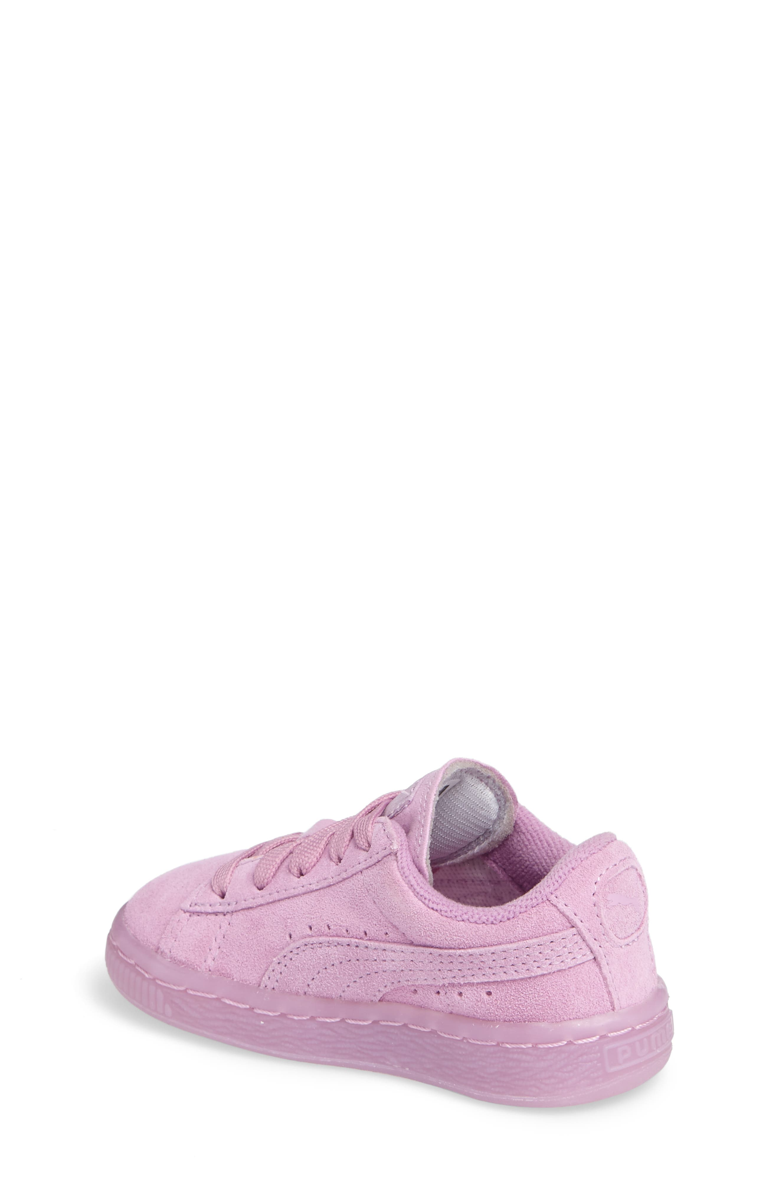 Suede Iced Sneaker,                             Alternate thumbnail 2, color,                             500