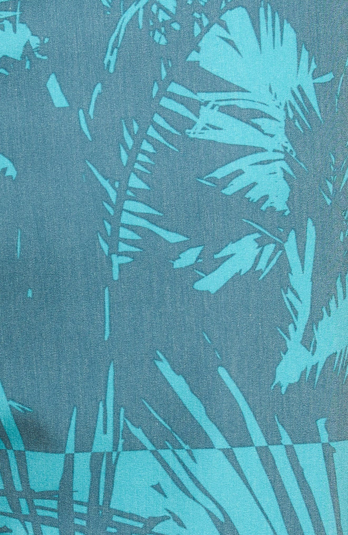 Inverted Cruzer Board Shorts,                             Alternate thumbnail 5, color,                             440