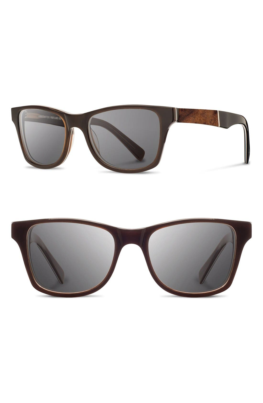 'Canby' 53mm Polarized Sunglasses,                             Main thumbnail 6, color,