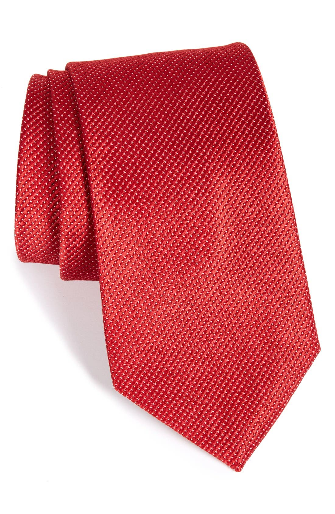 Solid Silk Tie,                             Main thumbnail 37, color,