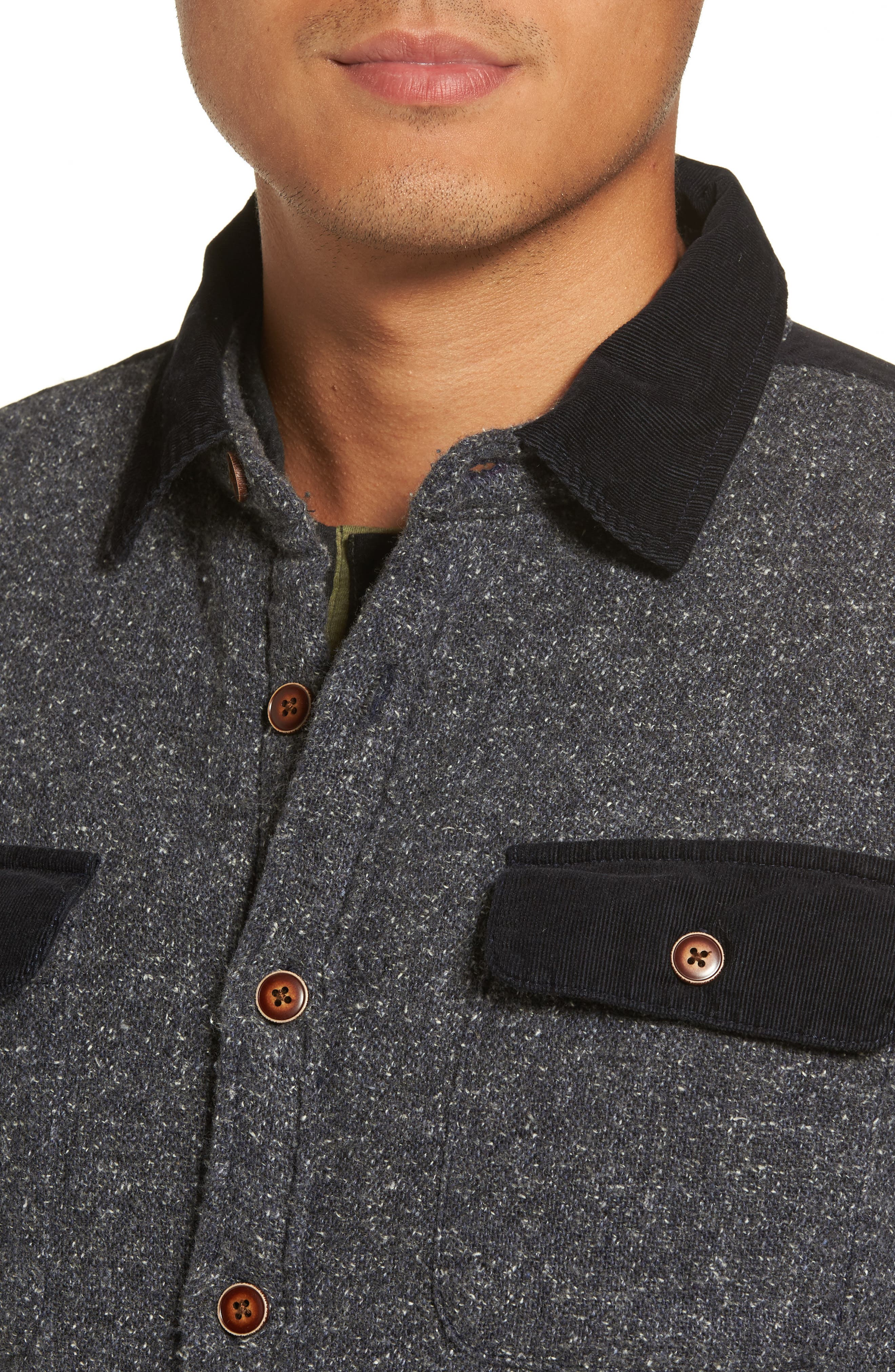 CPO Shirt Jacket,                             Alternate thumbnail 4, color,                             022