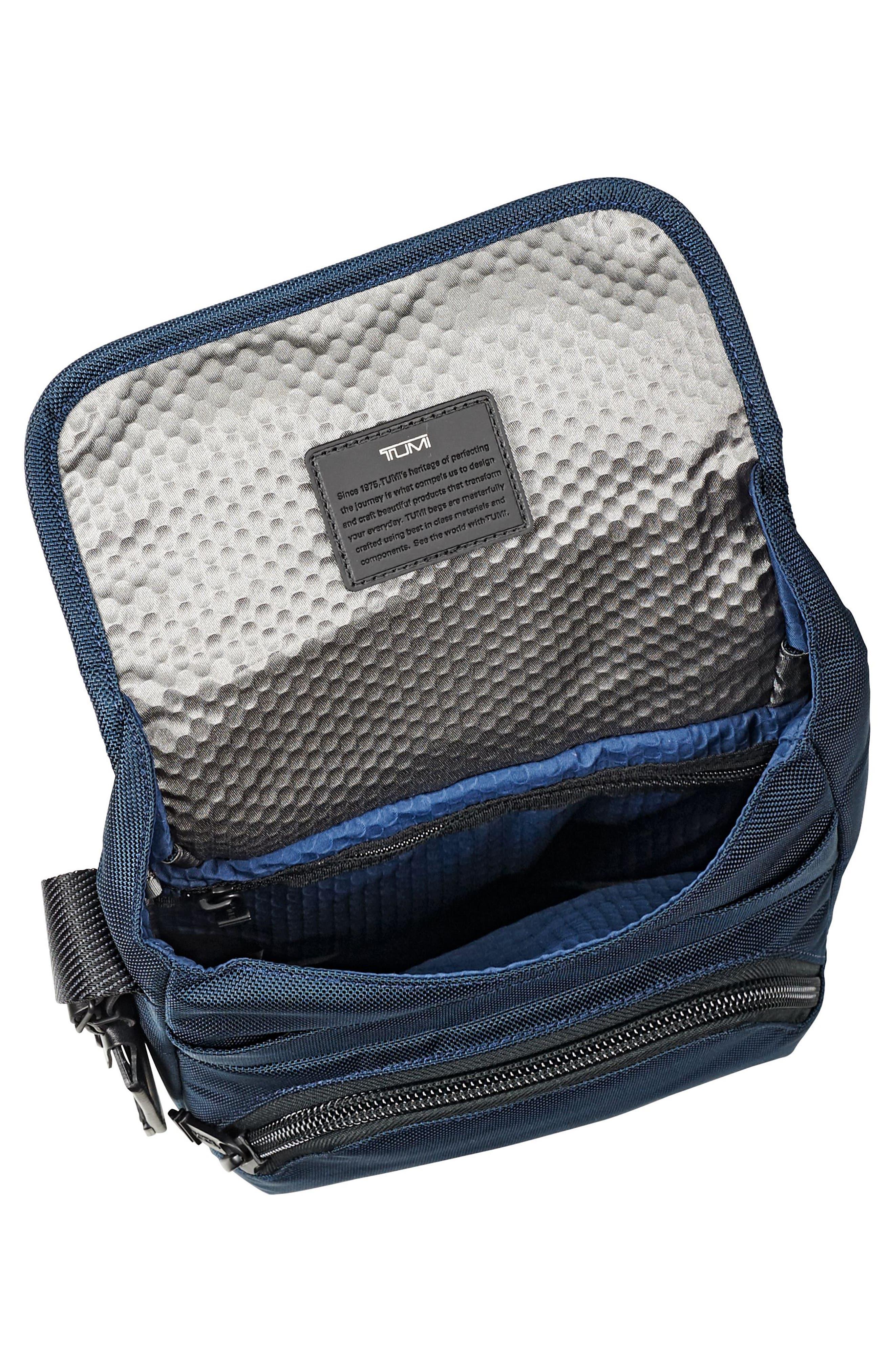 Alpha Bravo - Barton Crossbody Bag,                             Alternate thumbnail 3, color,