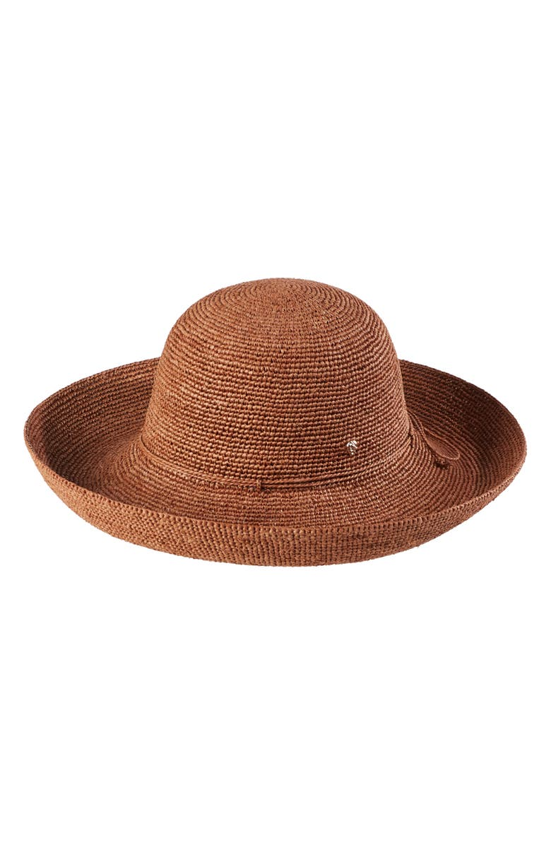 6e02f97dd23 Helen Kaminski  Provence 12  Packable Raffia Hat