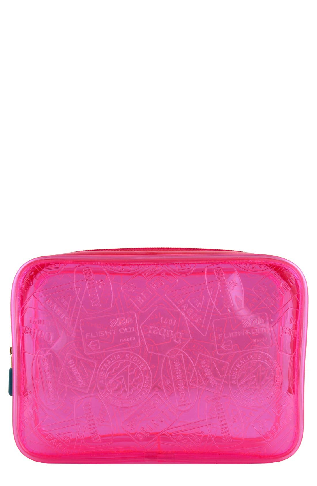 X-Ray Neon Quart Bag,                             Main thumbnail 5, color,