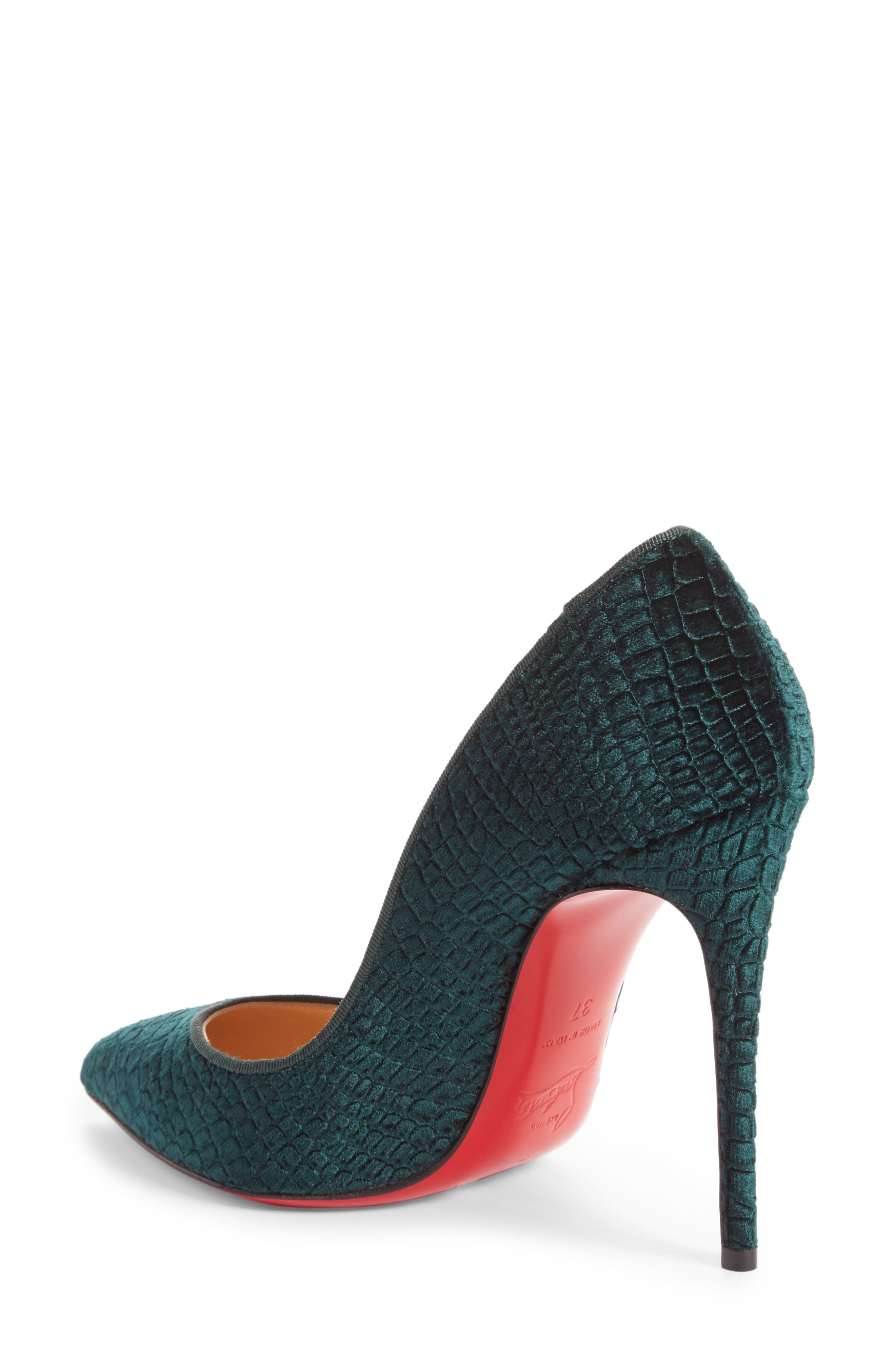 Pigalle Follies Pointy Toe Pump,                             Alternate thumbnail 2, color,                             300