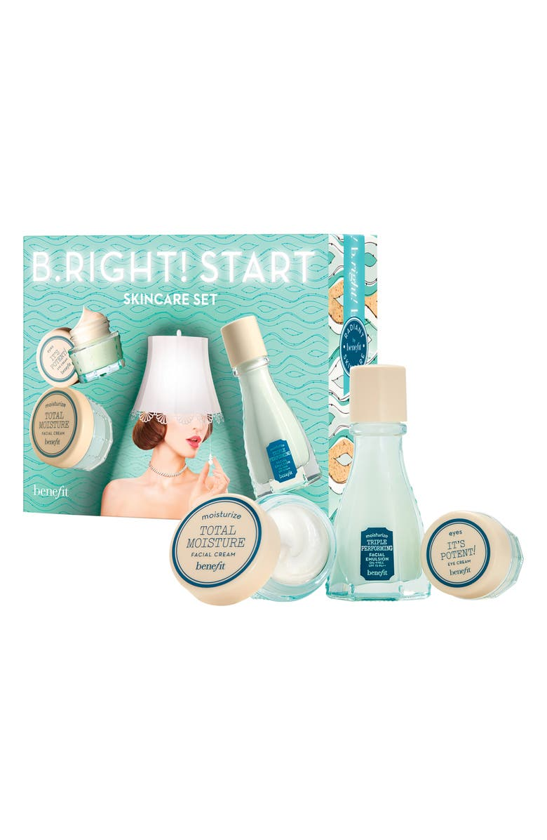 Benefit Cosmetics BENEFIT B.RIGHT SKIN CARE STARTER SET