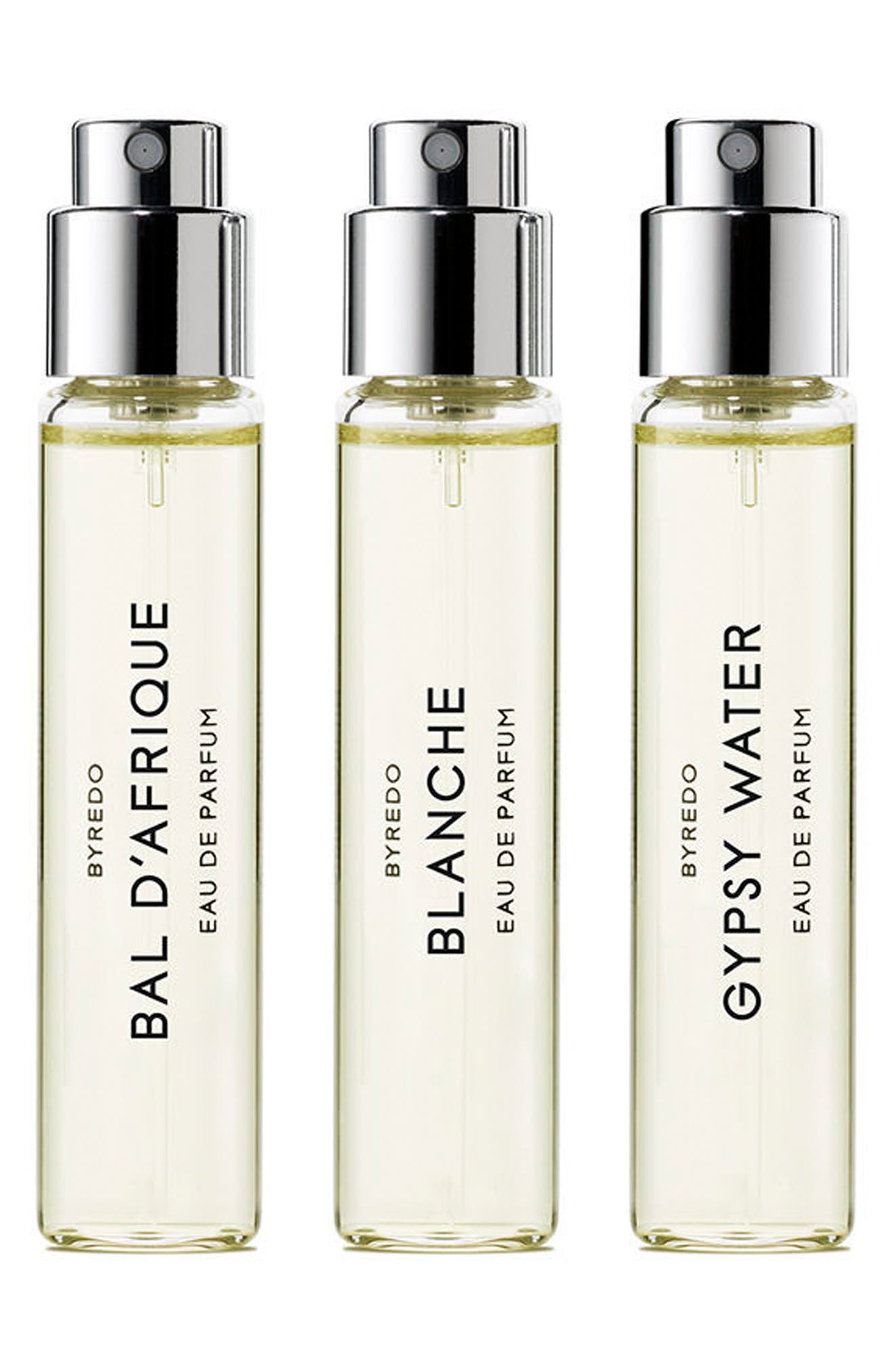 Byredo La Selection Nomade Trio