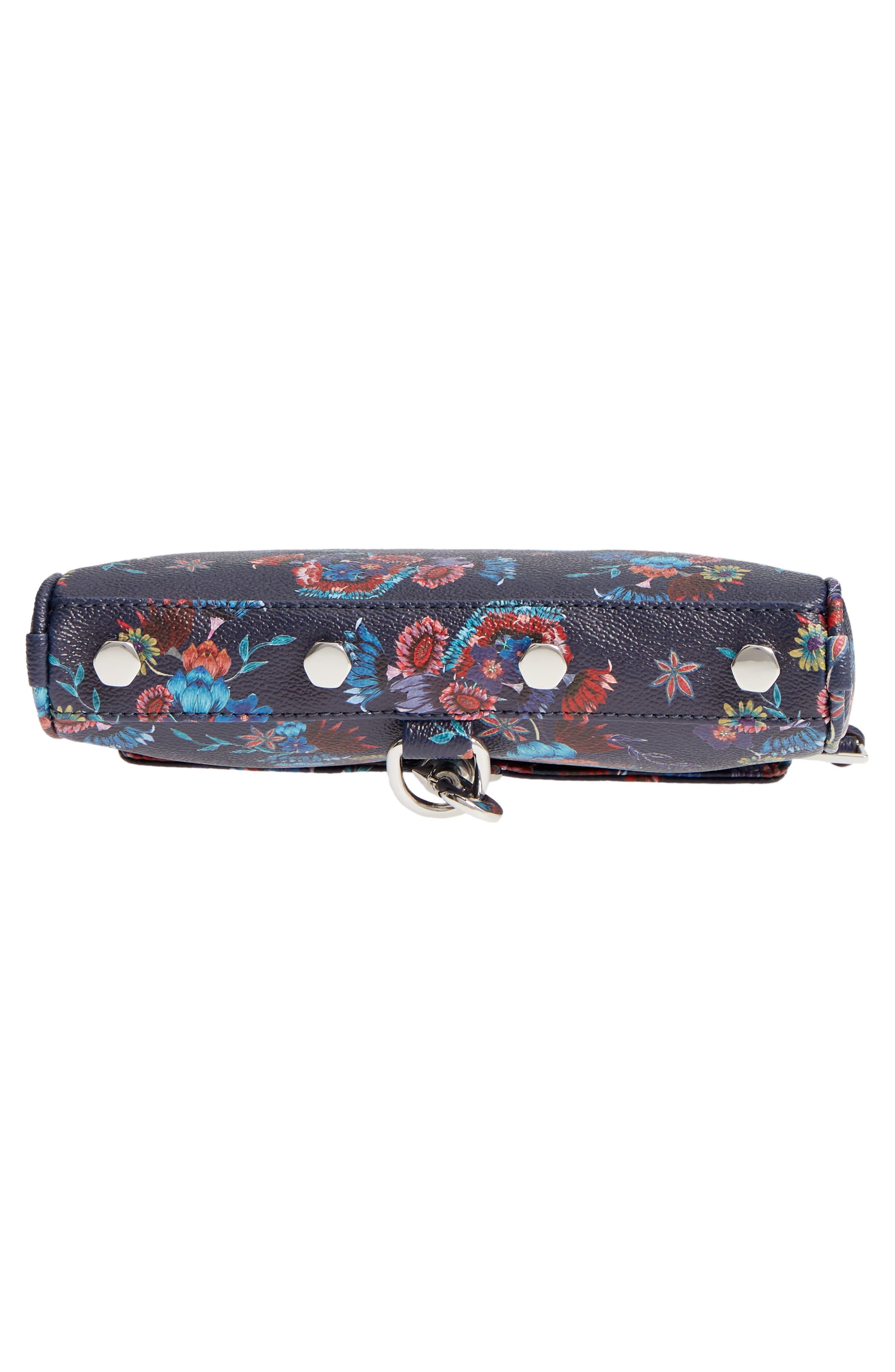 Mini MAC Convertible Crossbody Bag,                             Alternate thumbnail 11, color,