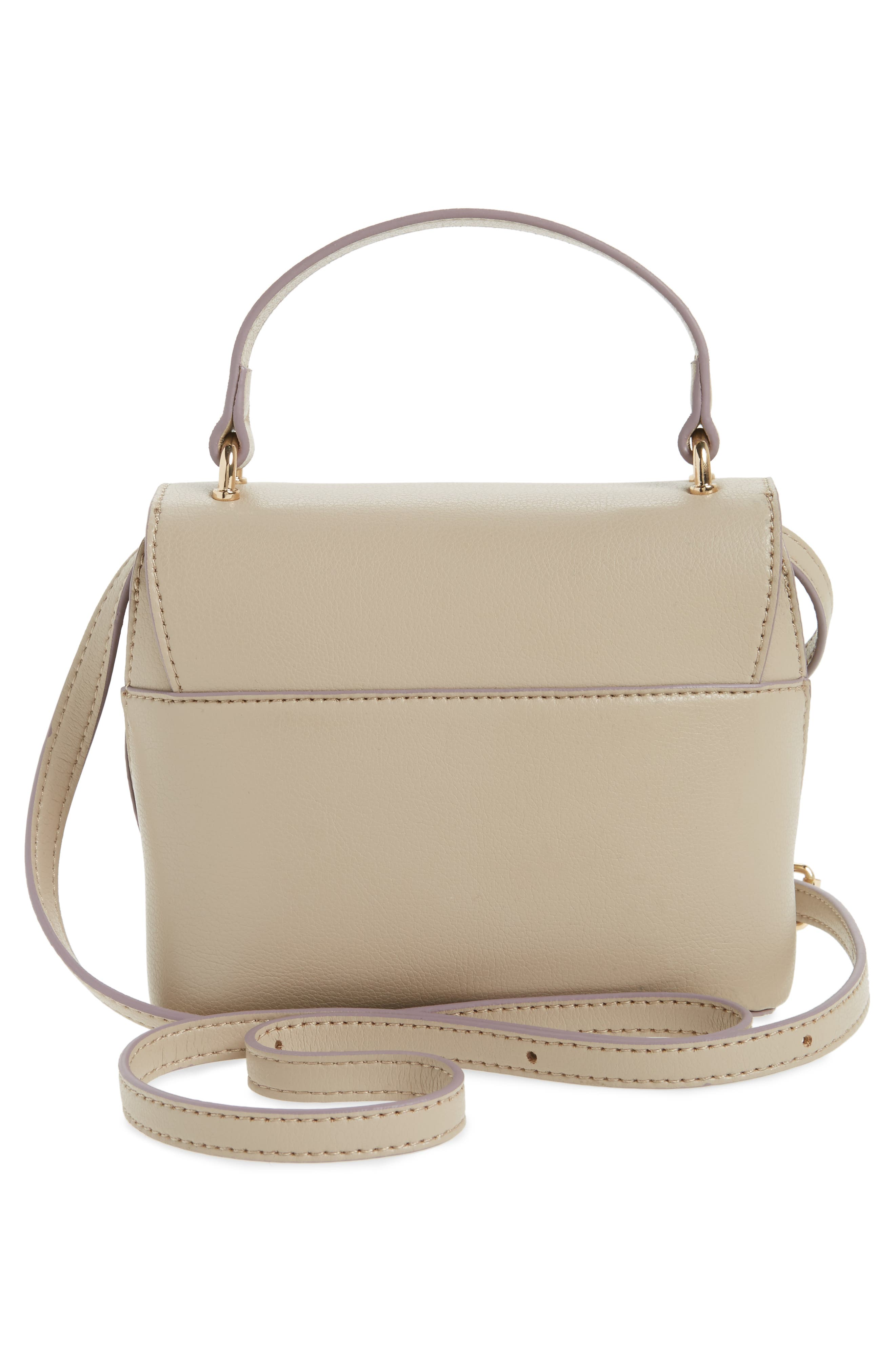 Mini Chino Crossbody Bag,                             Alternate thumbnail 3, color,                             020