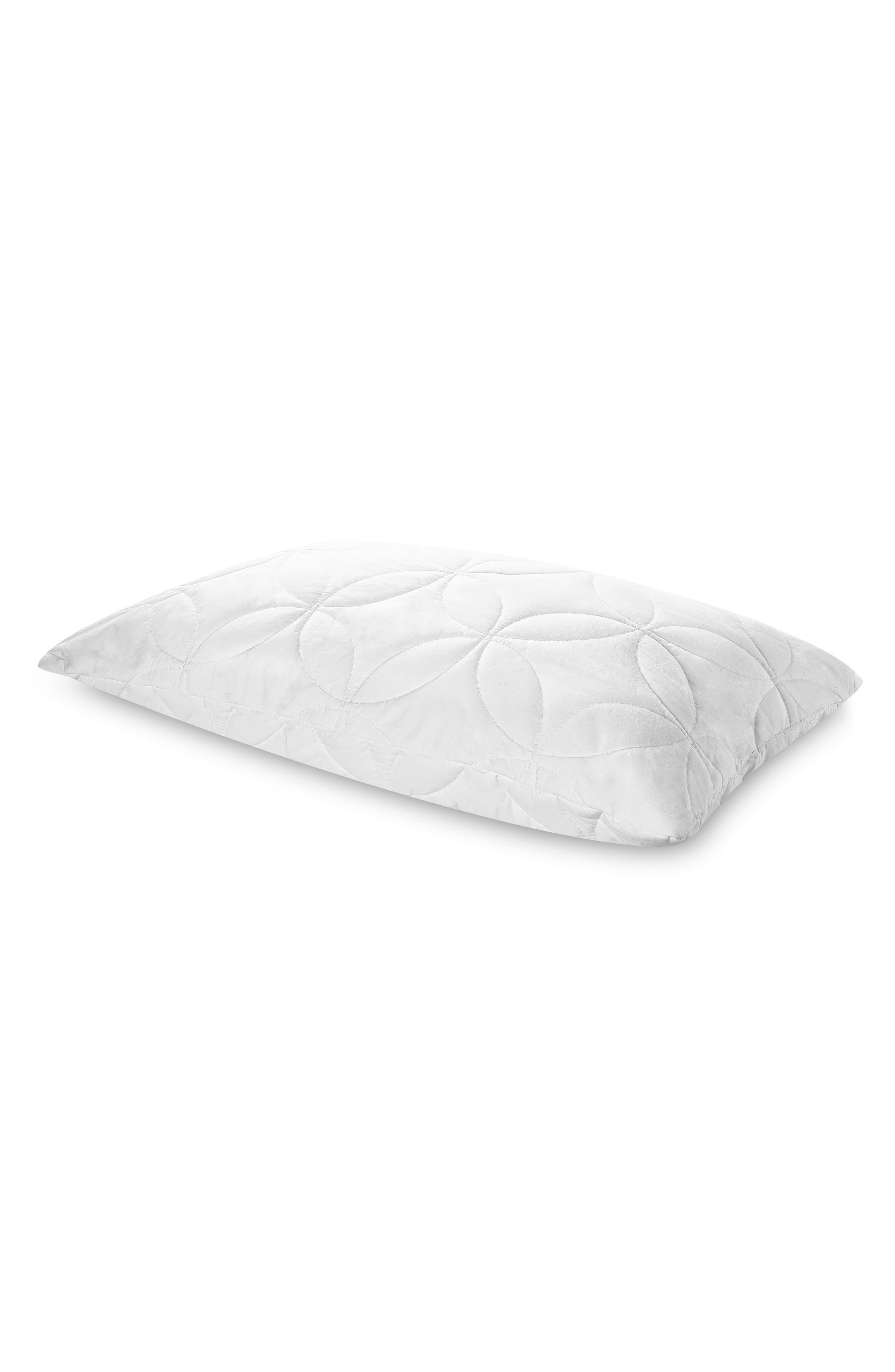 TEMPUR-Cloud Soft & Lofty Pillow,                             Main thumbnail 1, color,                             WHITE
