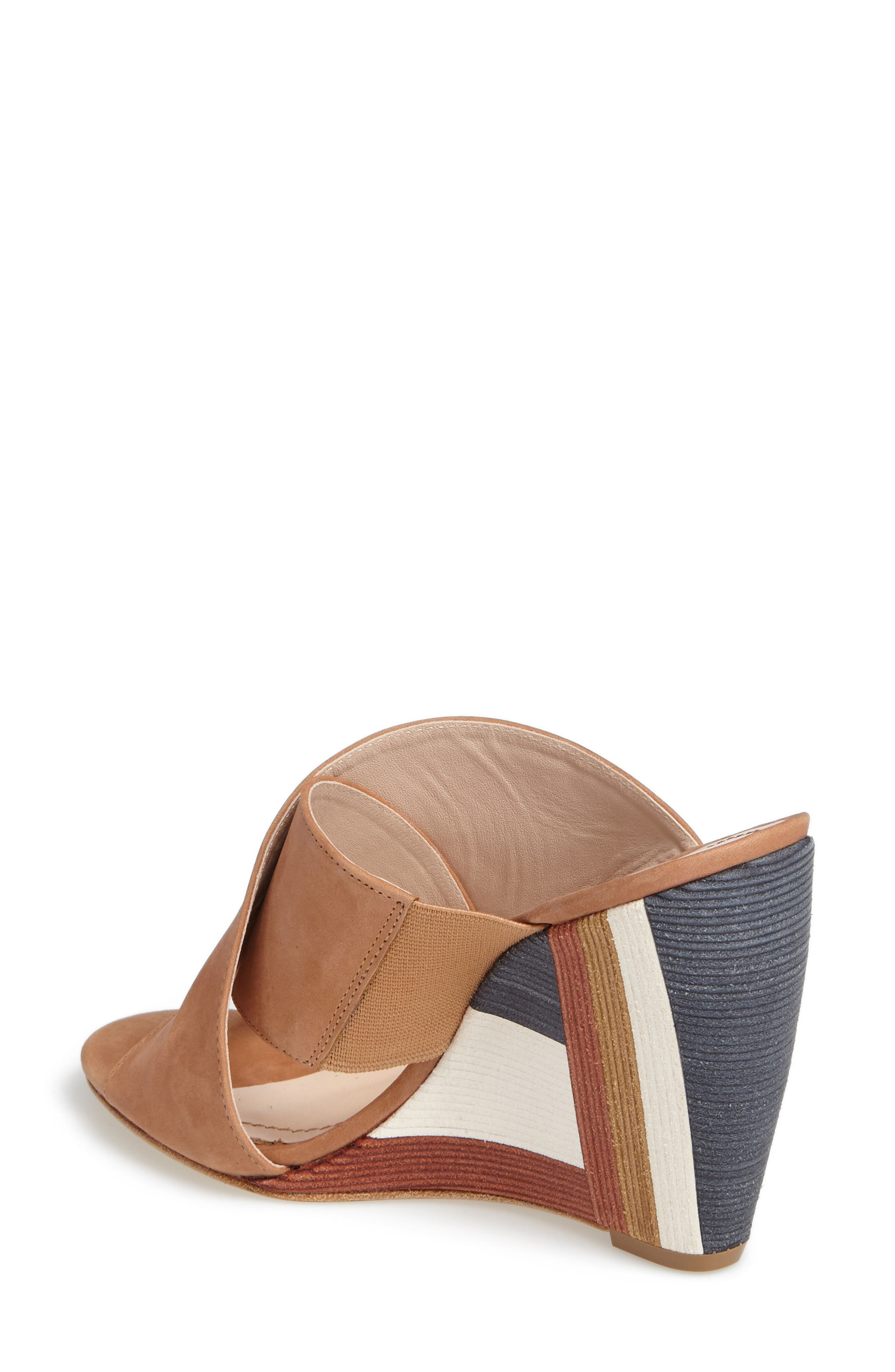 Kamille Wedge,                             Alternate thumbnail 2, color,                             250