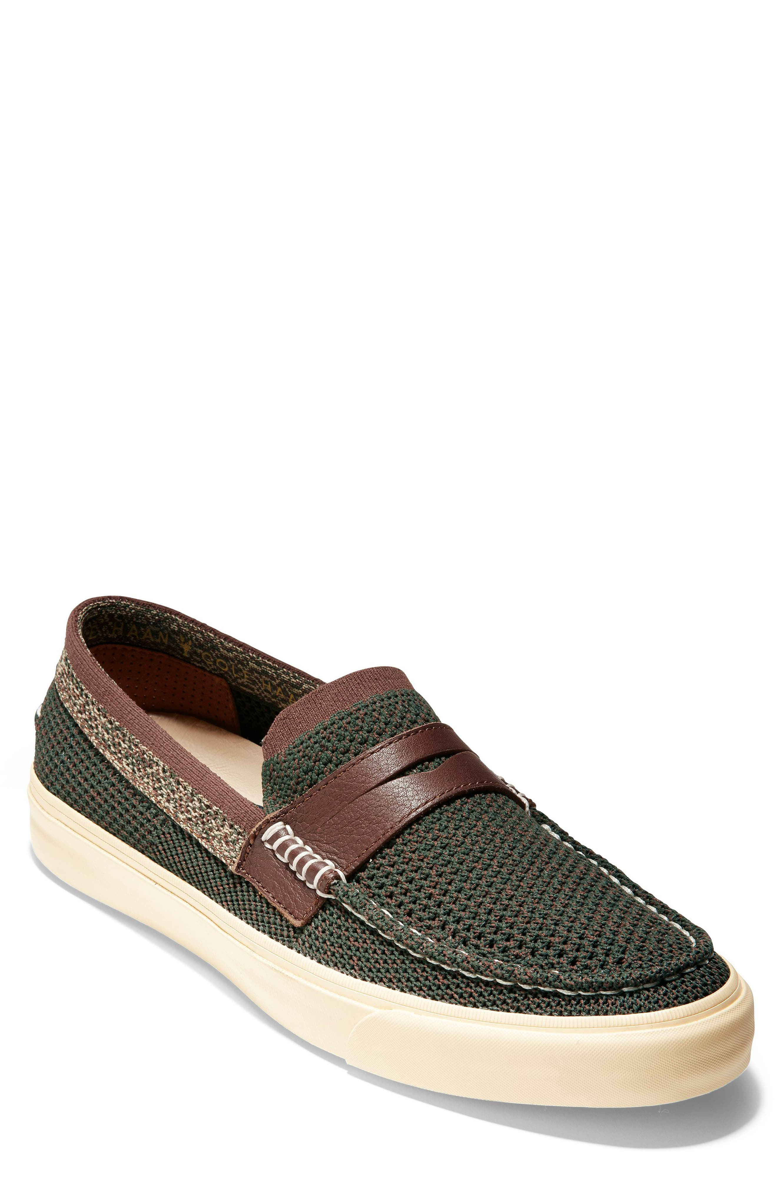 Cole Haan Pinch Weekend Lx Penny Loafer, Green