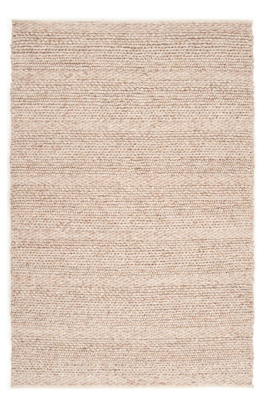 'Tahoe' Wool Rug,                             Main thumbnail 1, color,                             900