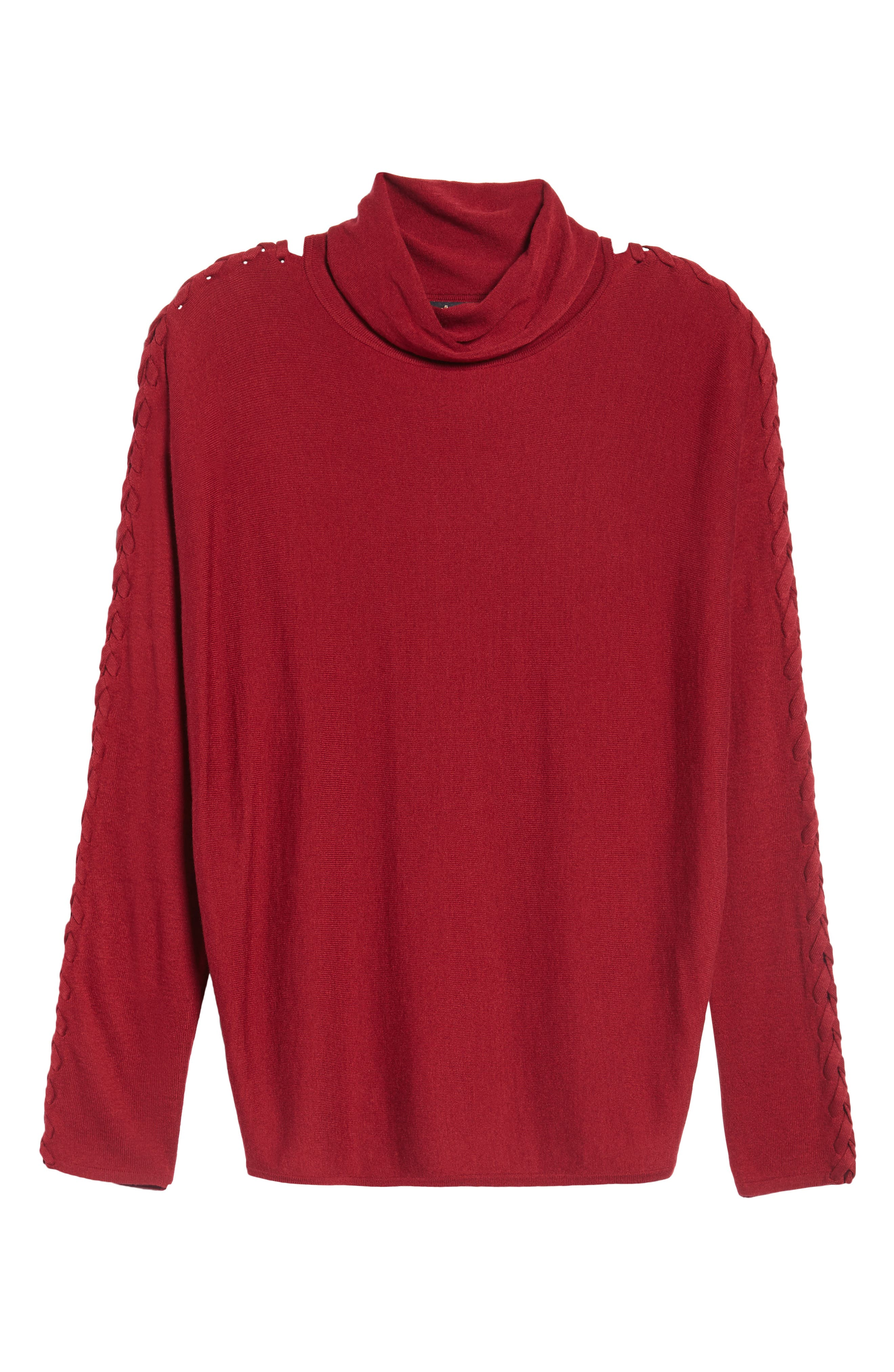 Victoire Turtleneck Sweater,                             Alternate thumbnail 12, color,