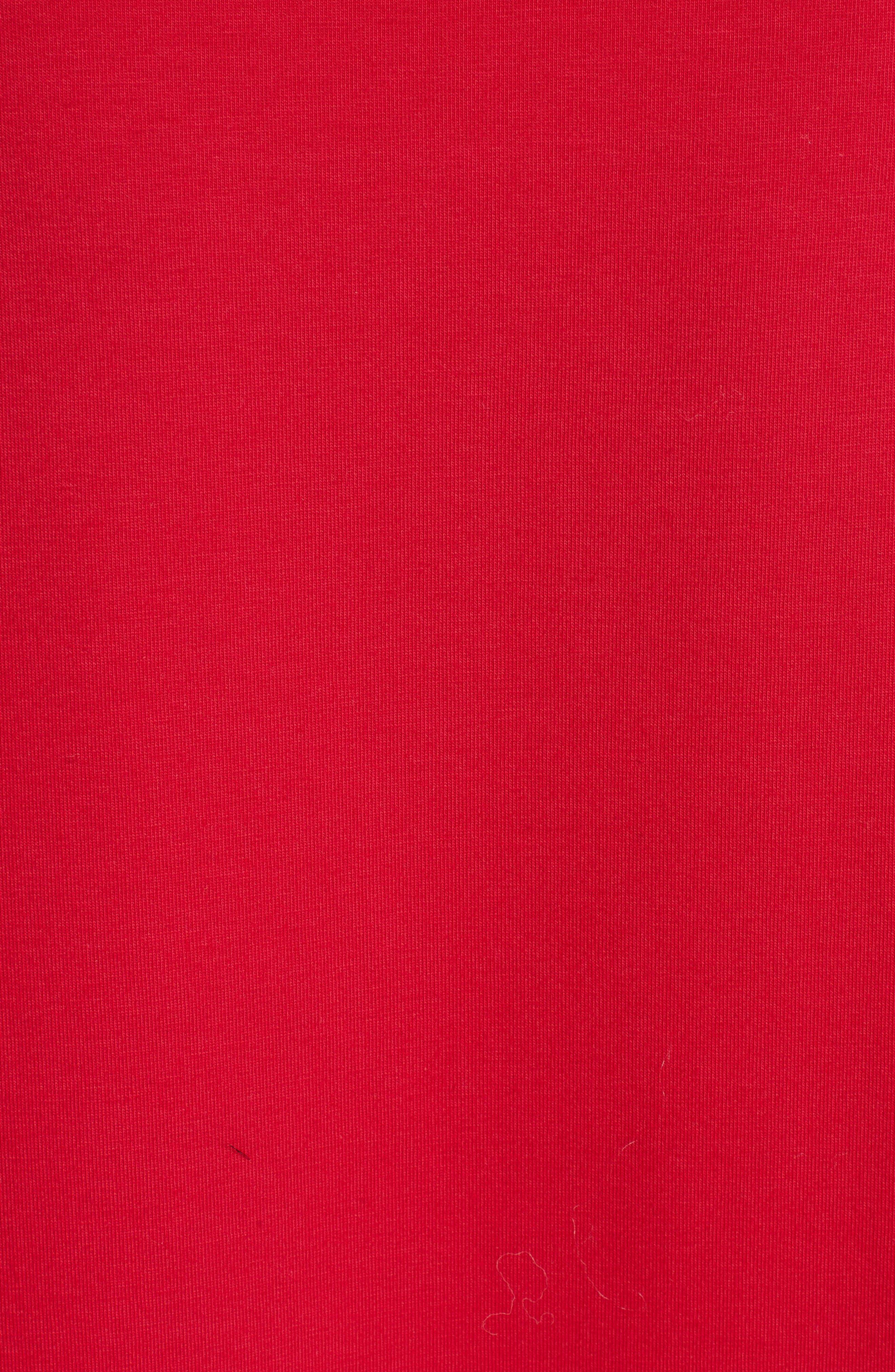 Stretch Cotton Shift Dress,                             Alternate thumbnail 30, color,