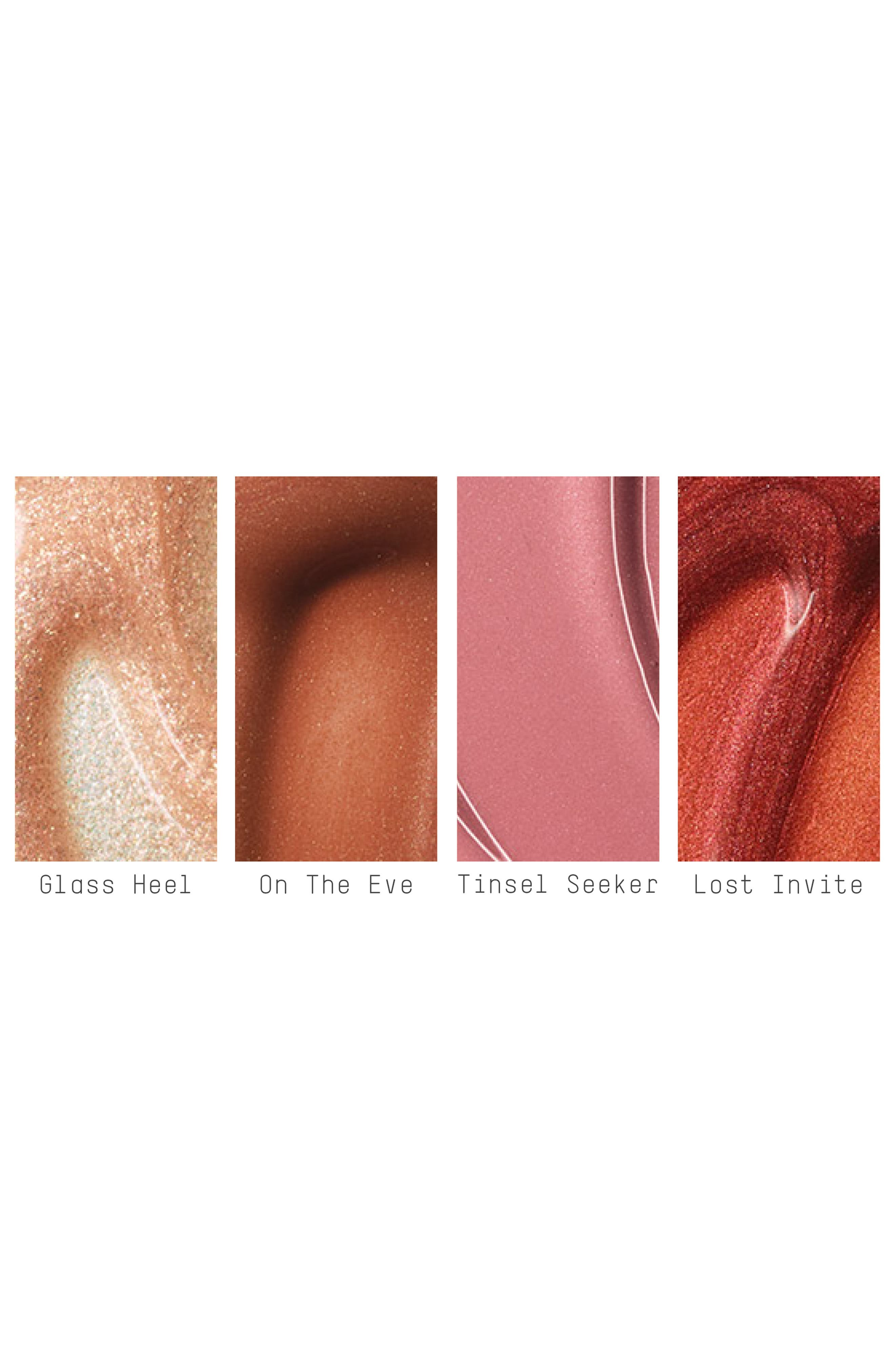 MAC Shiny Pretty Things Nude Mini Lip Gloss Kit,                             Alternate thumbnail 4, color,                             NO COLOR