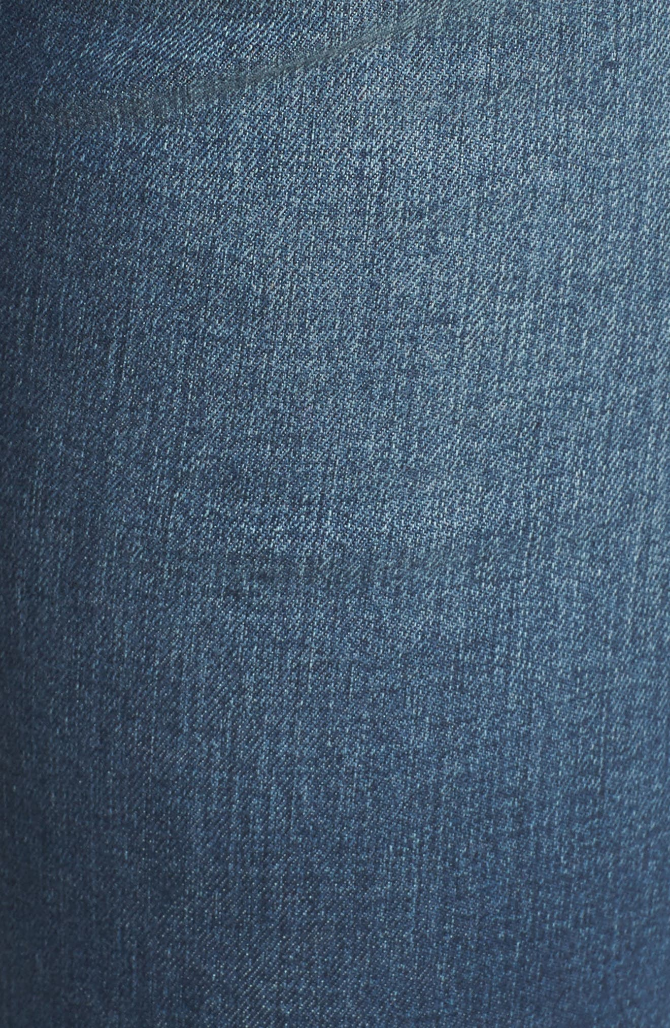 Sarah Skinny Jeans,                             Alternate thumbnail 6, color,                             PRARIE