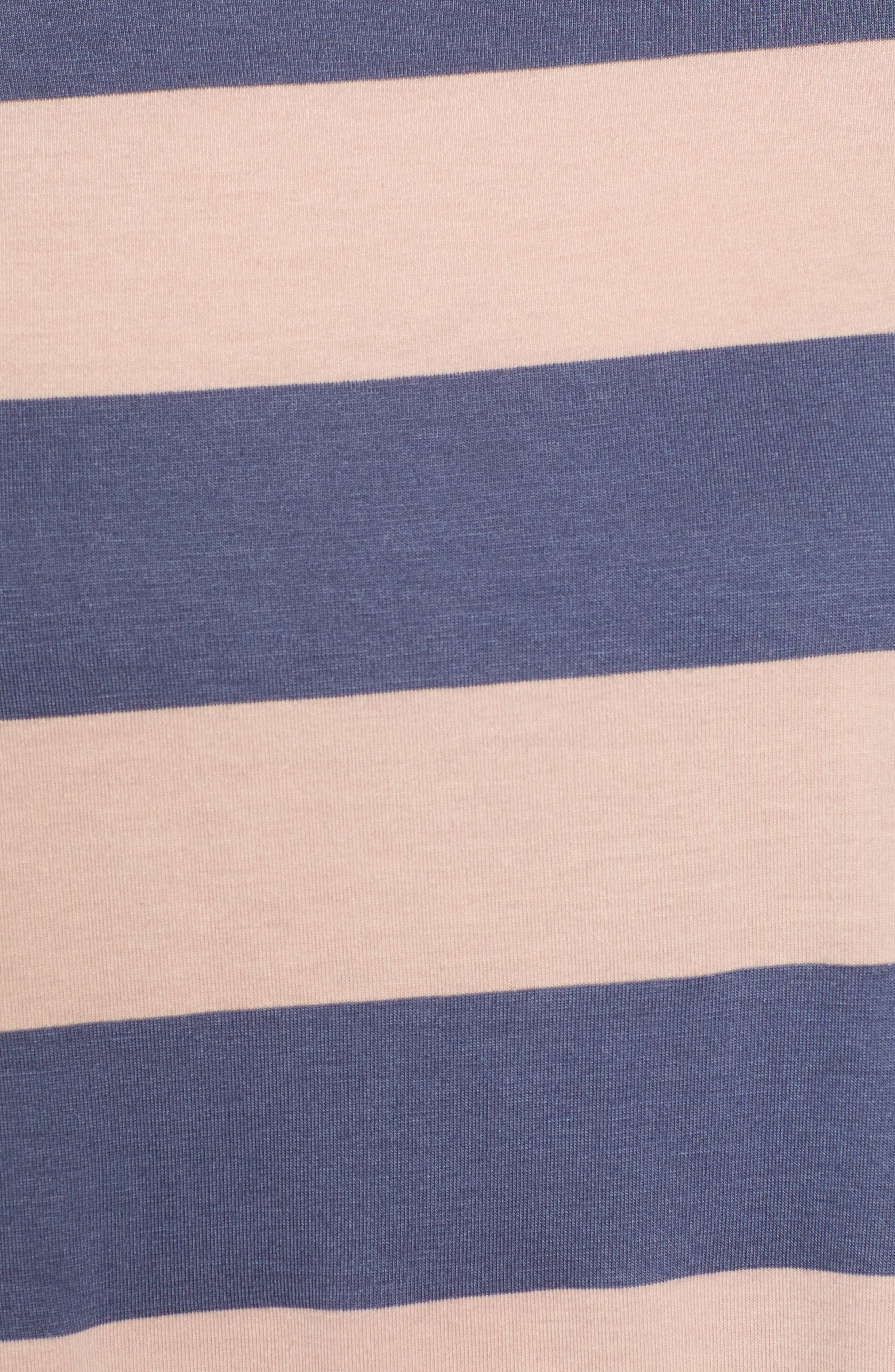 Stripe Tee,                             Alternate thumbnail 5, color,                             650