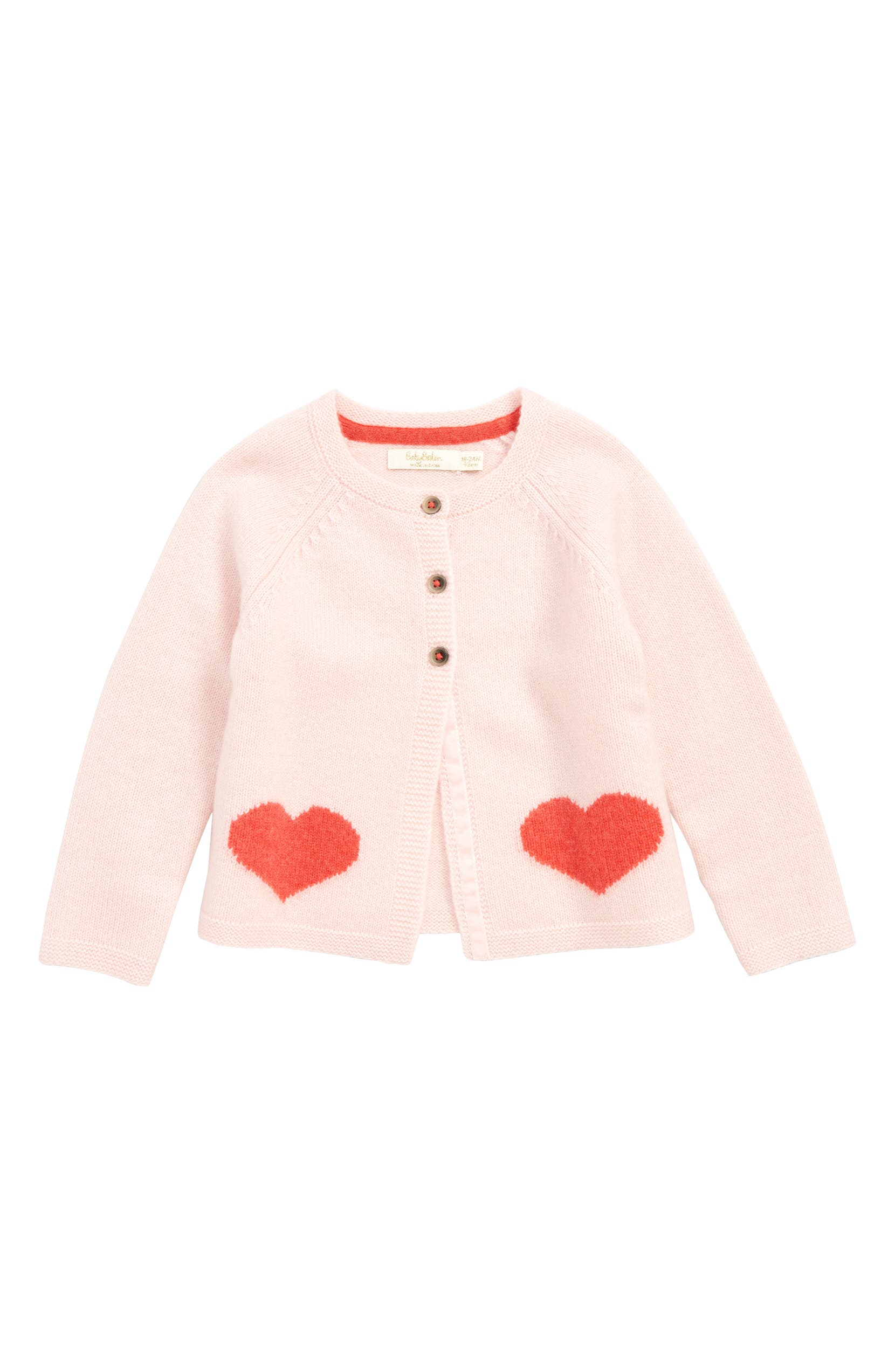 Mini Boden Cashmere Cardigan Baby Nordstrom
