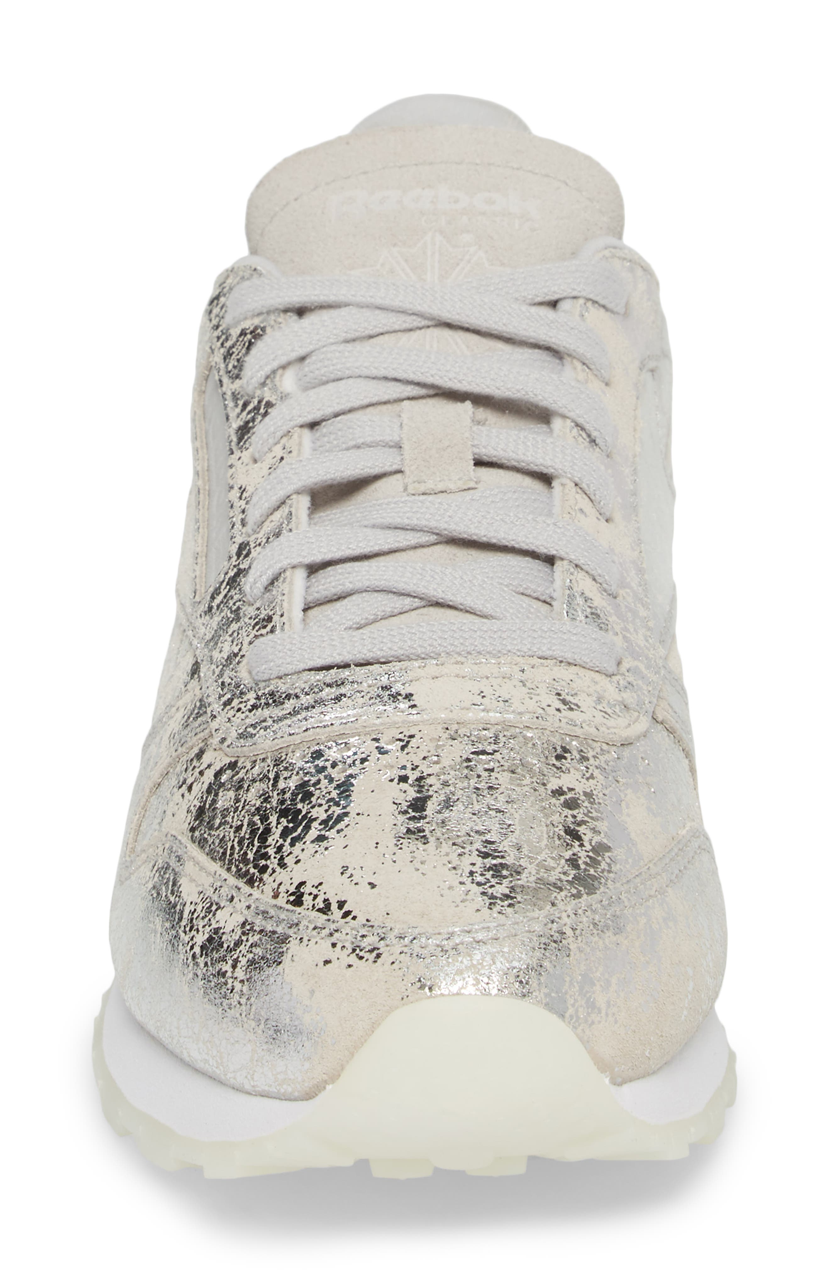 Classic Leather Sneaker,                             Alternate thumbnail 18, color,