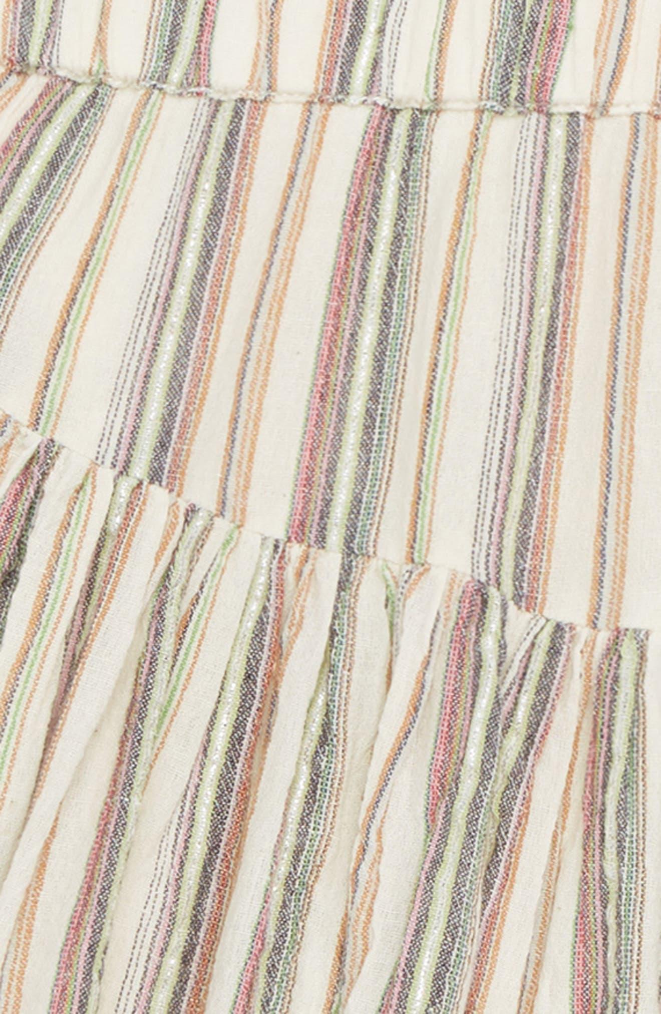 PEEK AREN'T YOU CURIOUS,                             Peek Nora Stripe Shorts,                             Alternate thumbnail 2, color,                             900