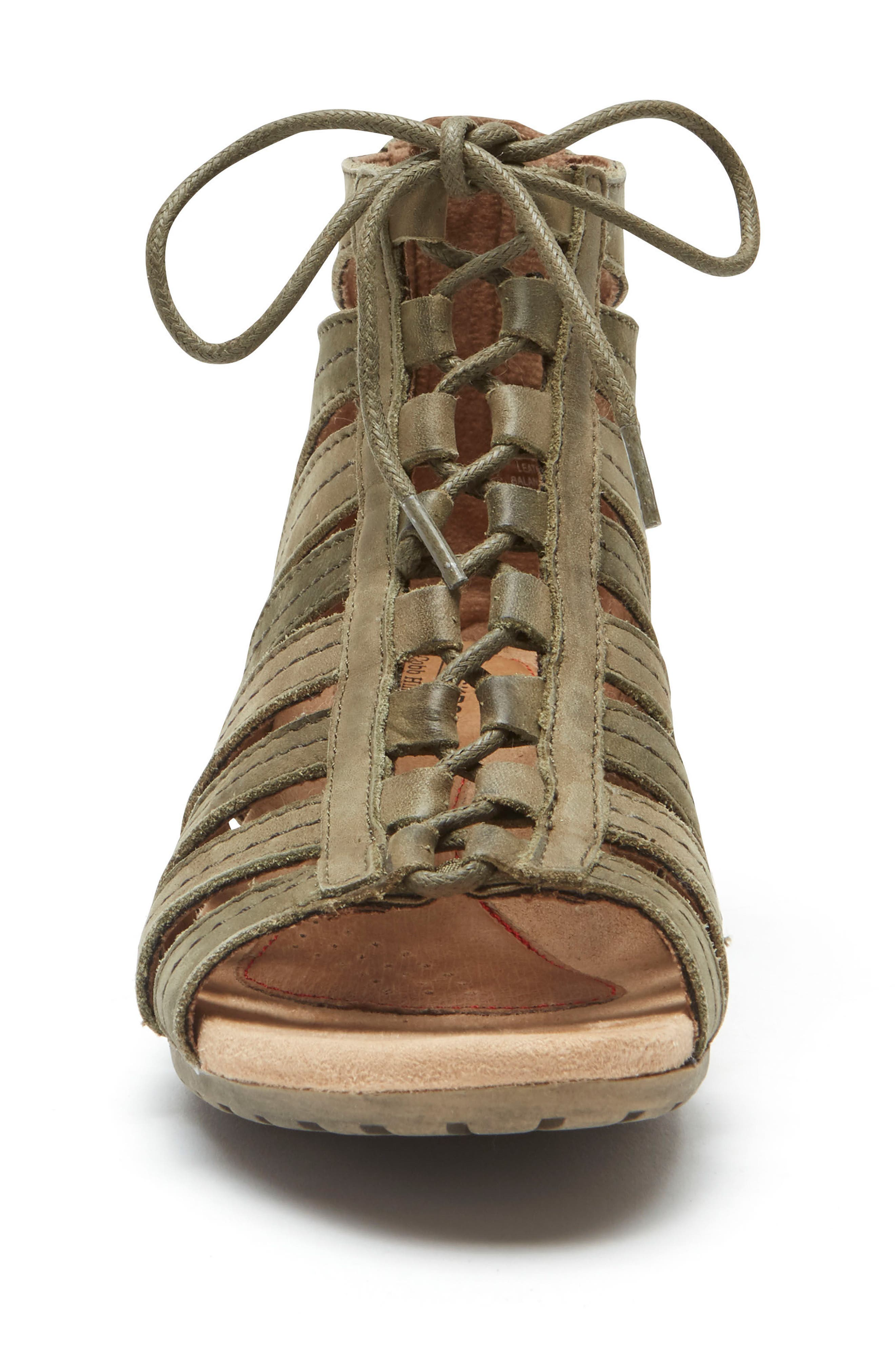'Gabby' Lace-Up Sandal,                             Alternate thumbnail 26, color,