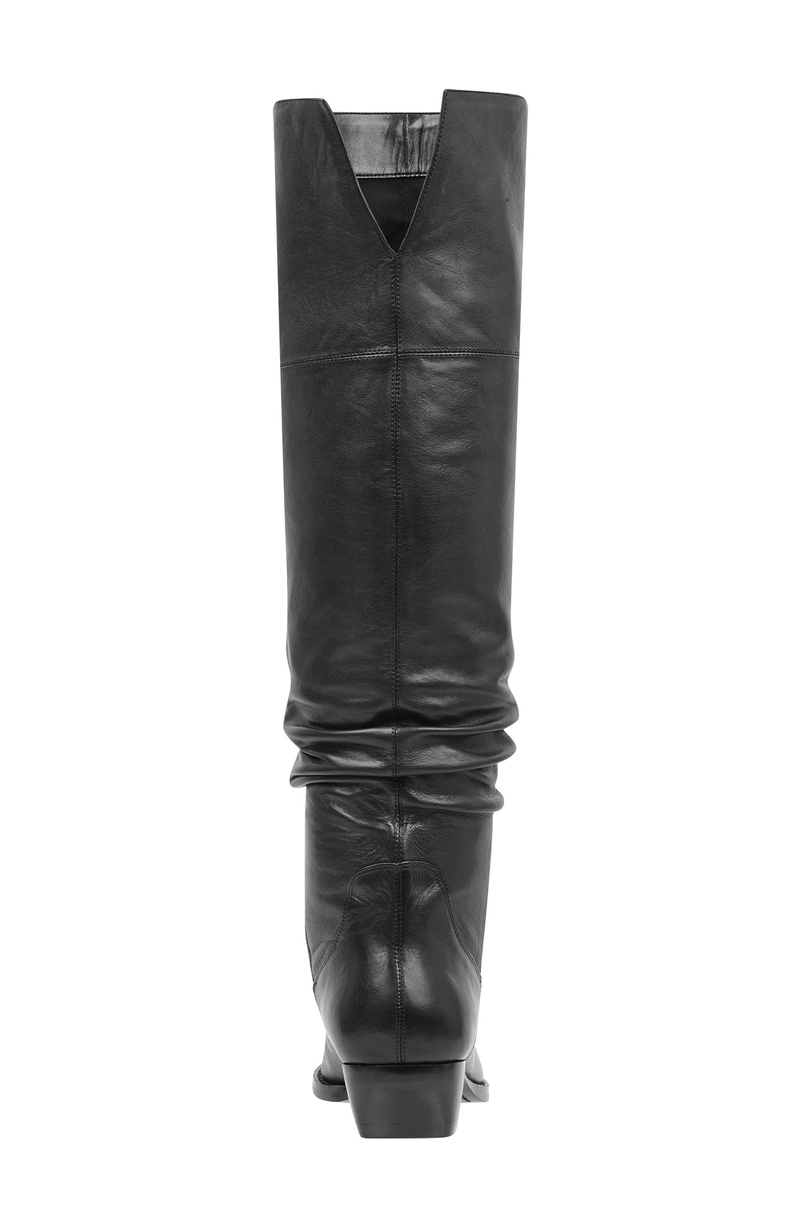 Ocea Over the Knee Boot,                             Alternate thumbnail 7, color,                             001