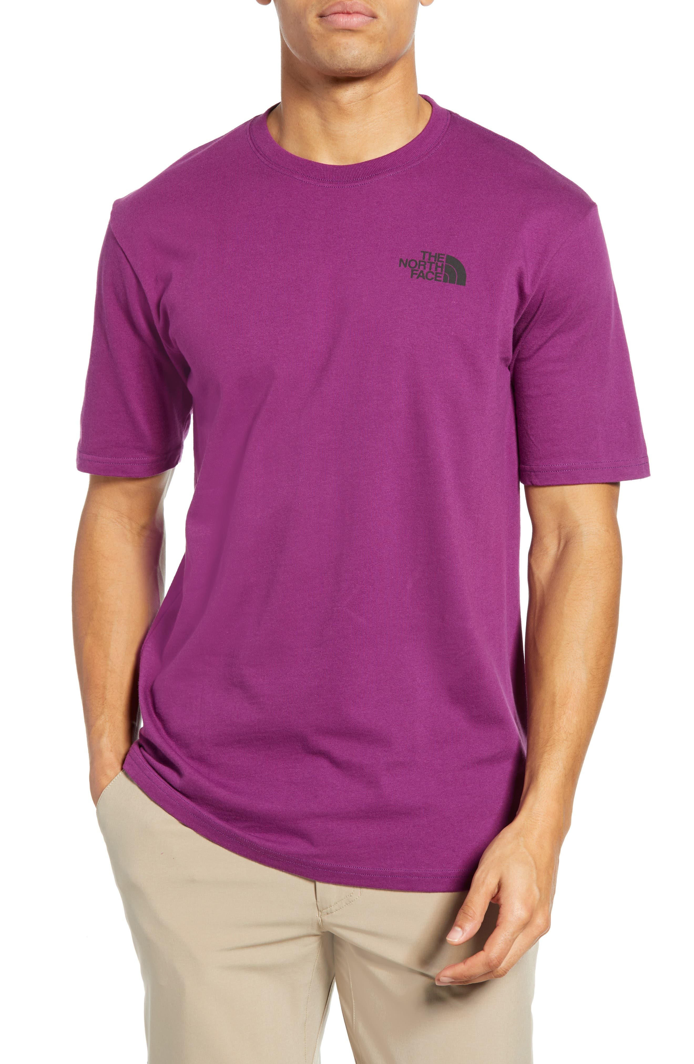 The North Face 1992 Rage Collection Graphic T-Shirt, Purple