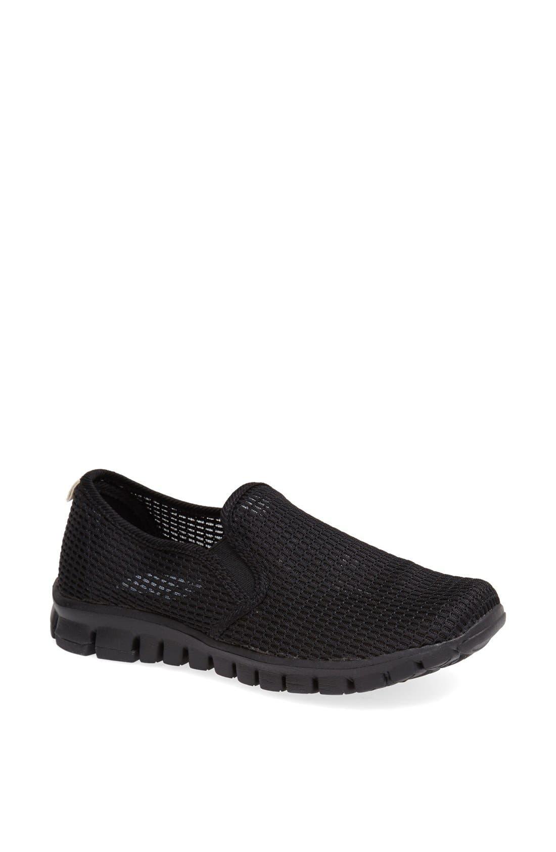 'Wino' Mesh Slip-On Sneaker, Main, color, 001