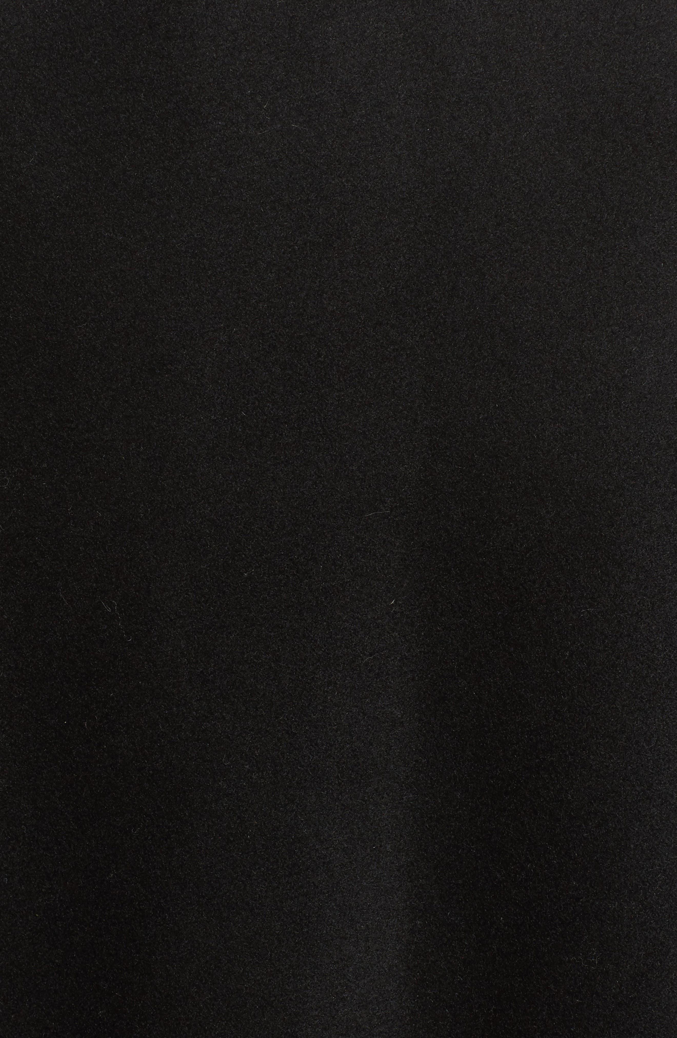 Fida Leather Fringe Shawl,                             Alternate thumbnail 9, color,
