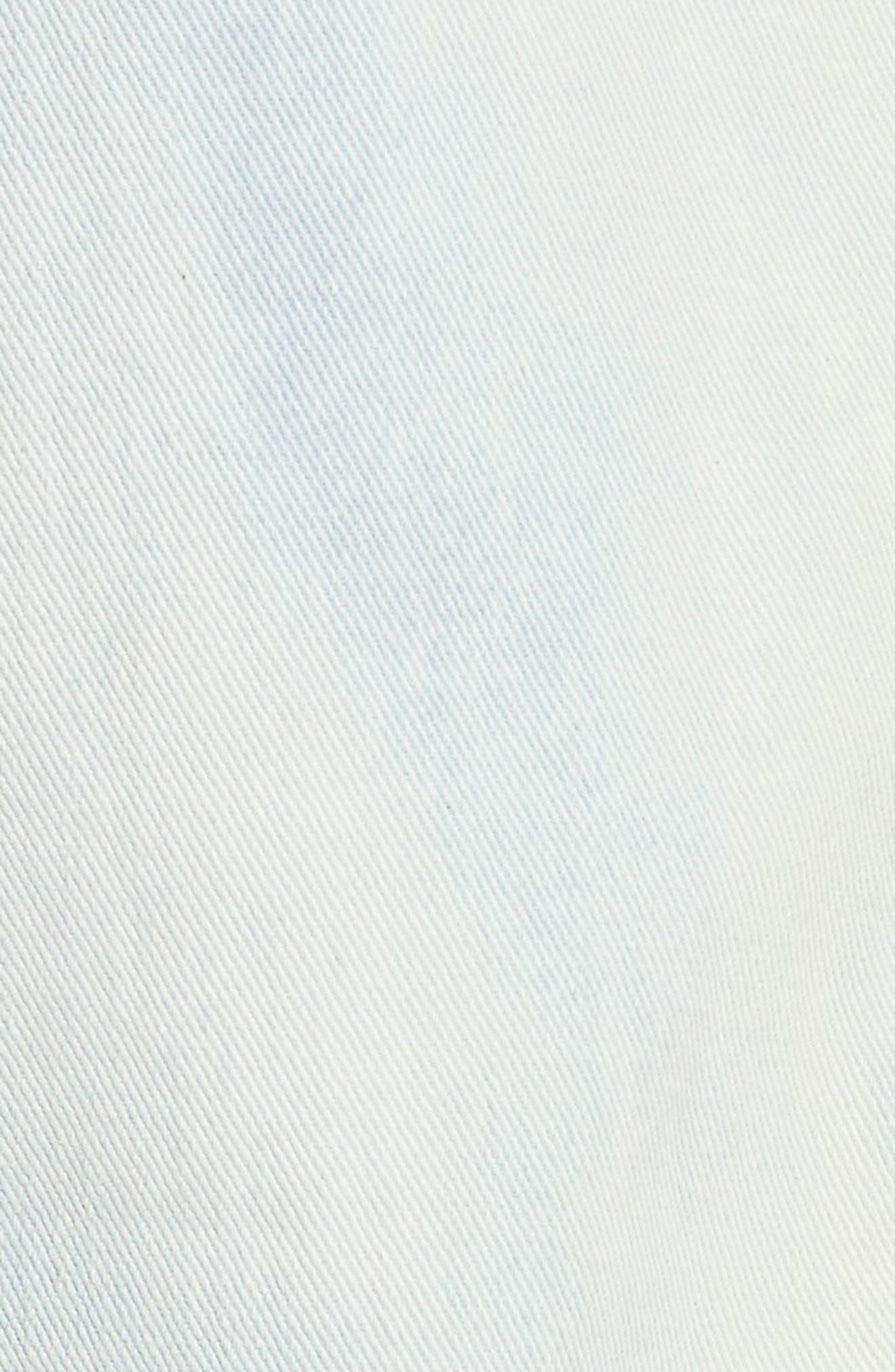 Tyler Slim Fit Jeans,                             Alternate thumbnail 5, color,                             455