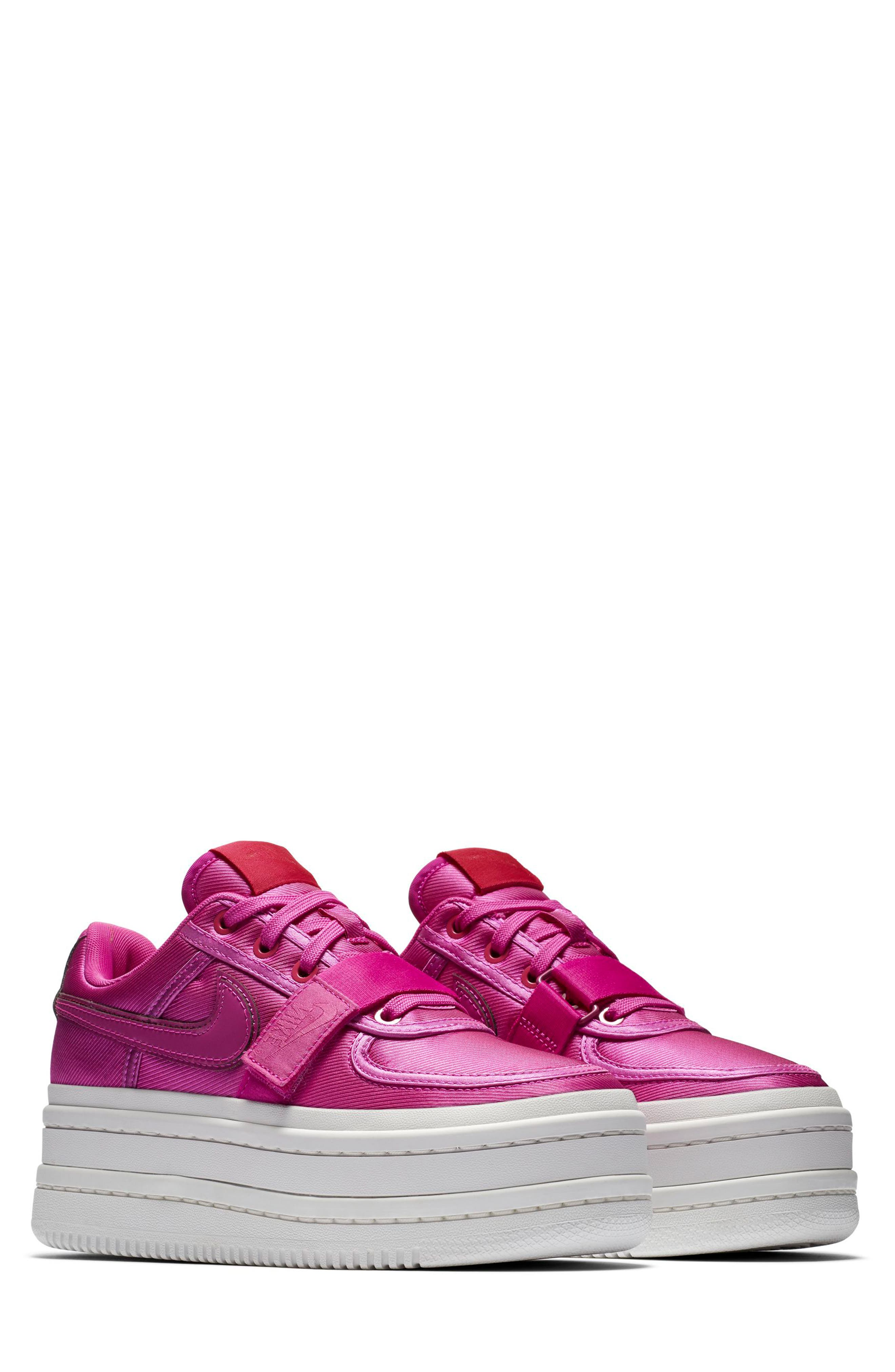 Vandal 2K Sneaker,                         Main,                         color, HYPER MAGENTA/ SUMMIT/ FUCHSIA