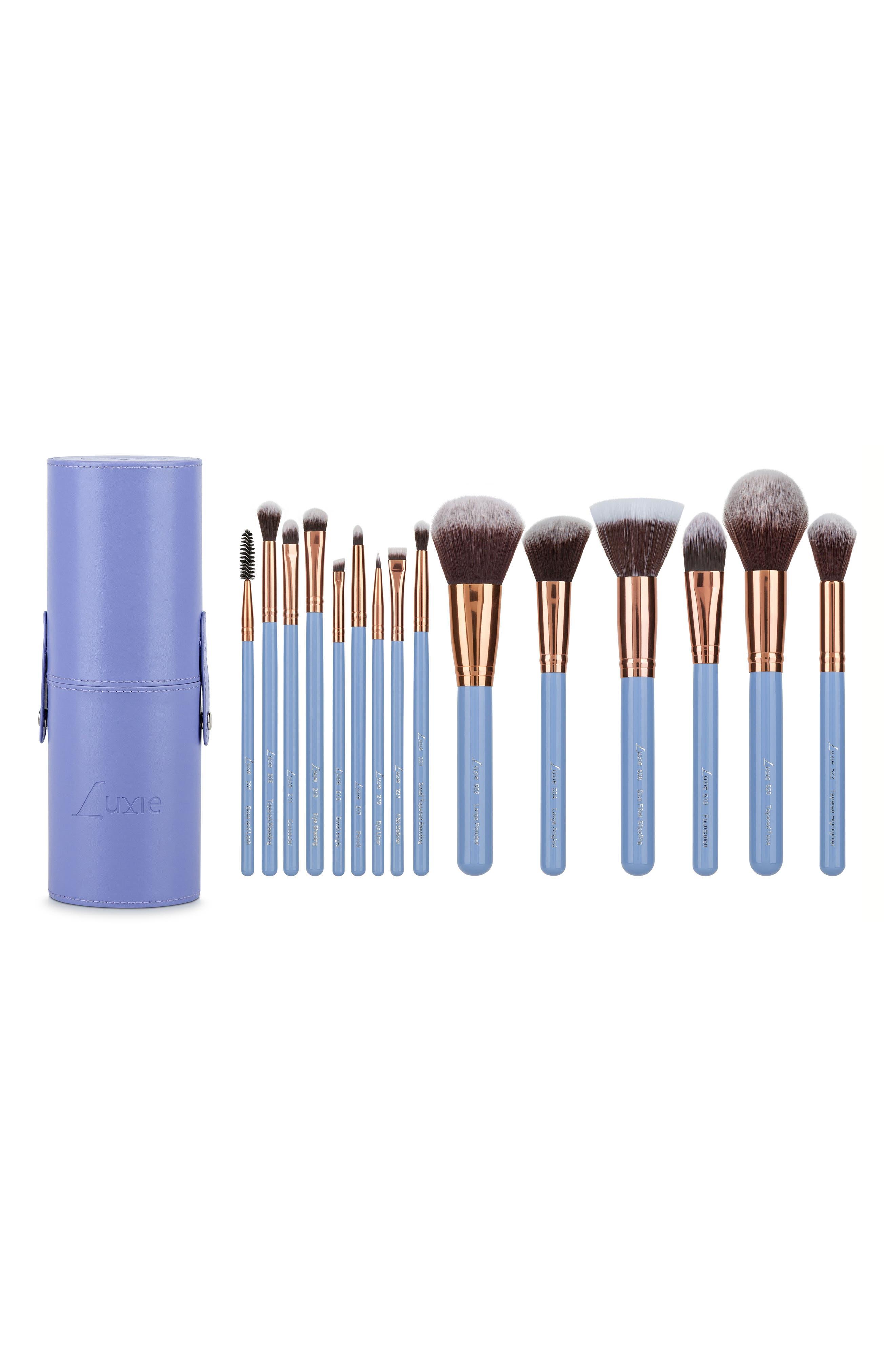 Dreamcatcher Makeup Brush Collection,                             Main thumbnail 1, color,                             000