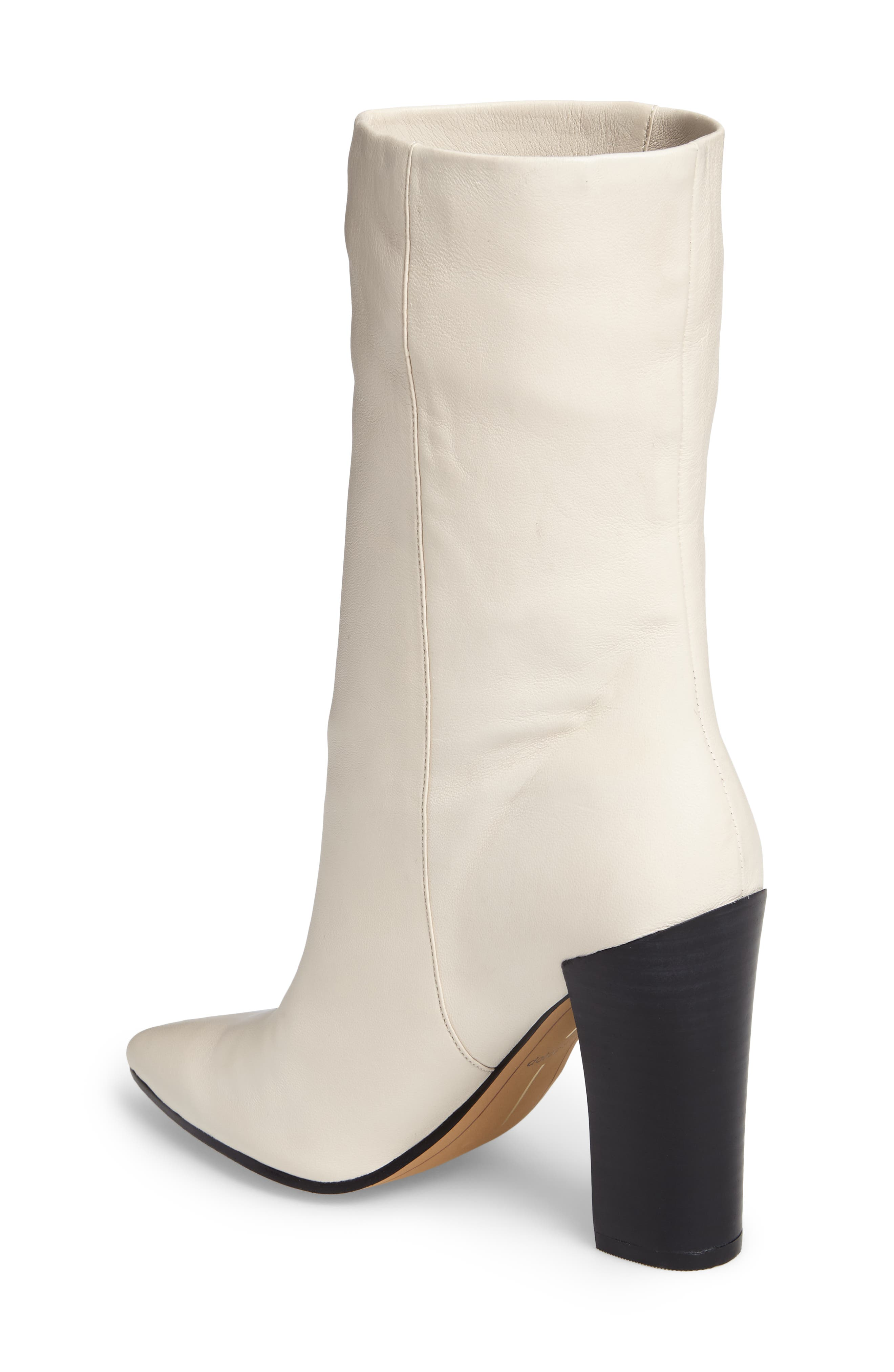 Ethan Pointy Toe Bootie,                             Alternate thumbnail 6, color,