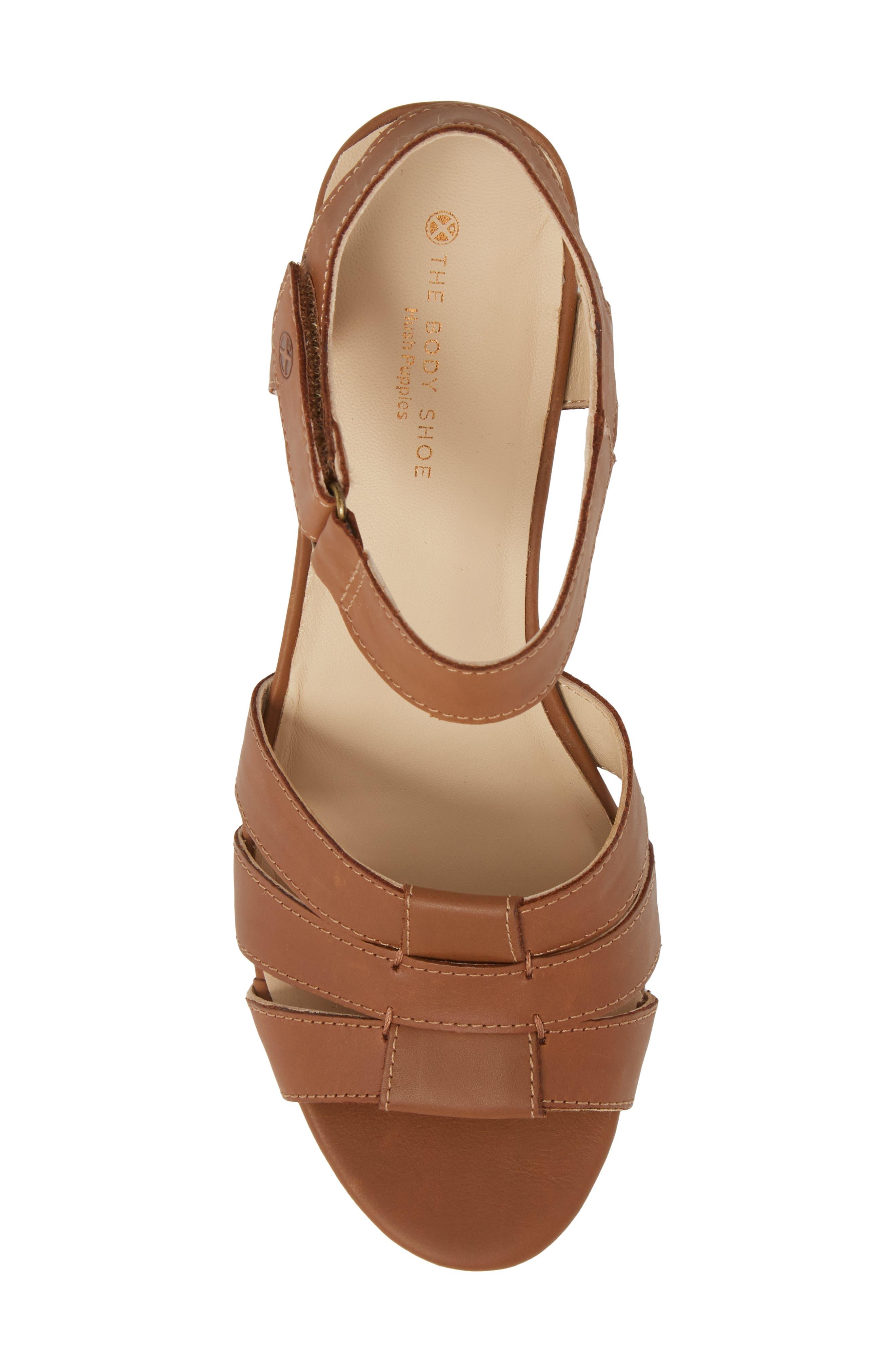 Masseter Quarter Strap Sandal,                             Alternate thumbnail 10, color,