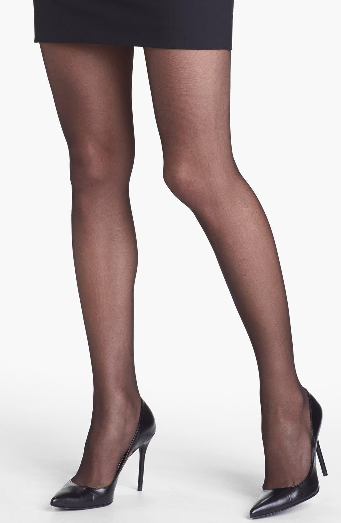 French cut pantyhose
