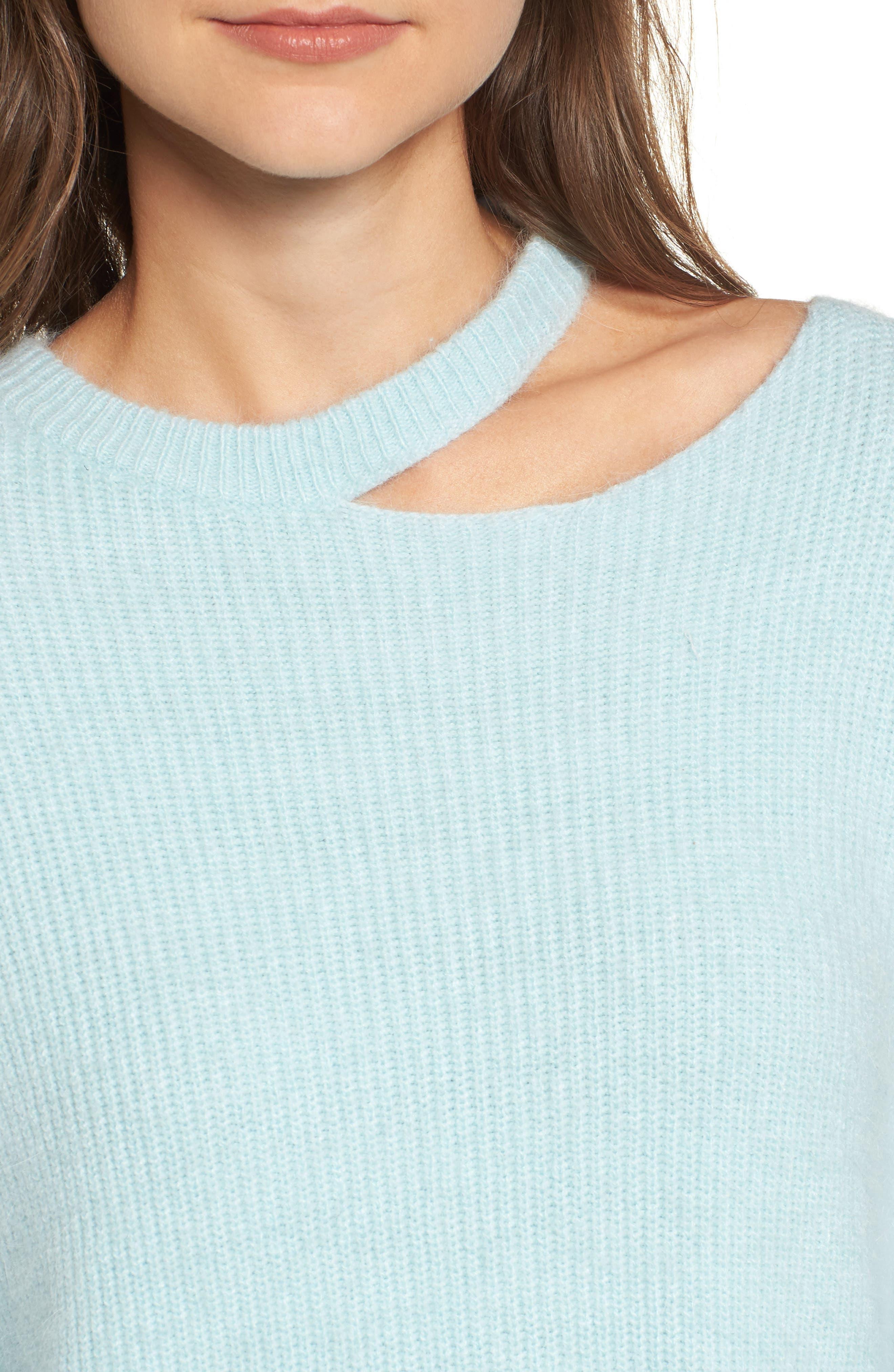 Ovidian Sweater,                             Alternate thumbnail 4, color,                             460