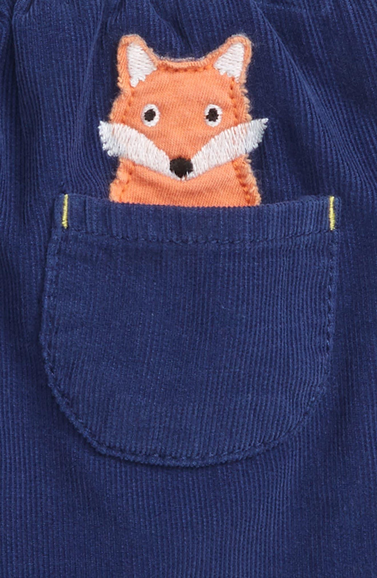 Pocket Pet Corduroy Pants,                             Alternate thumbnail 3, color,                             404