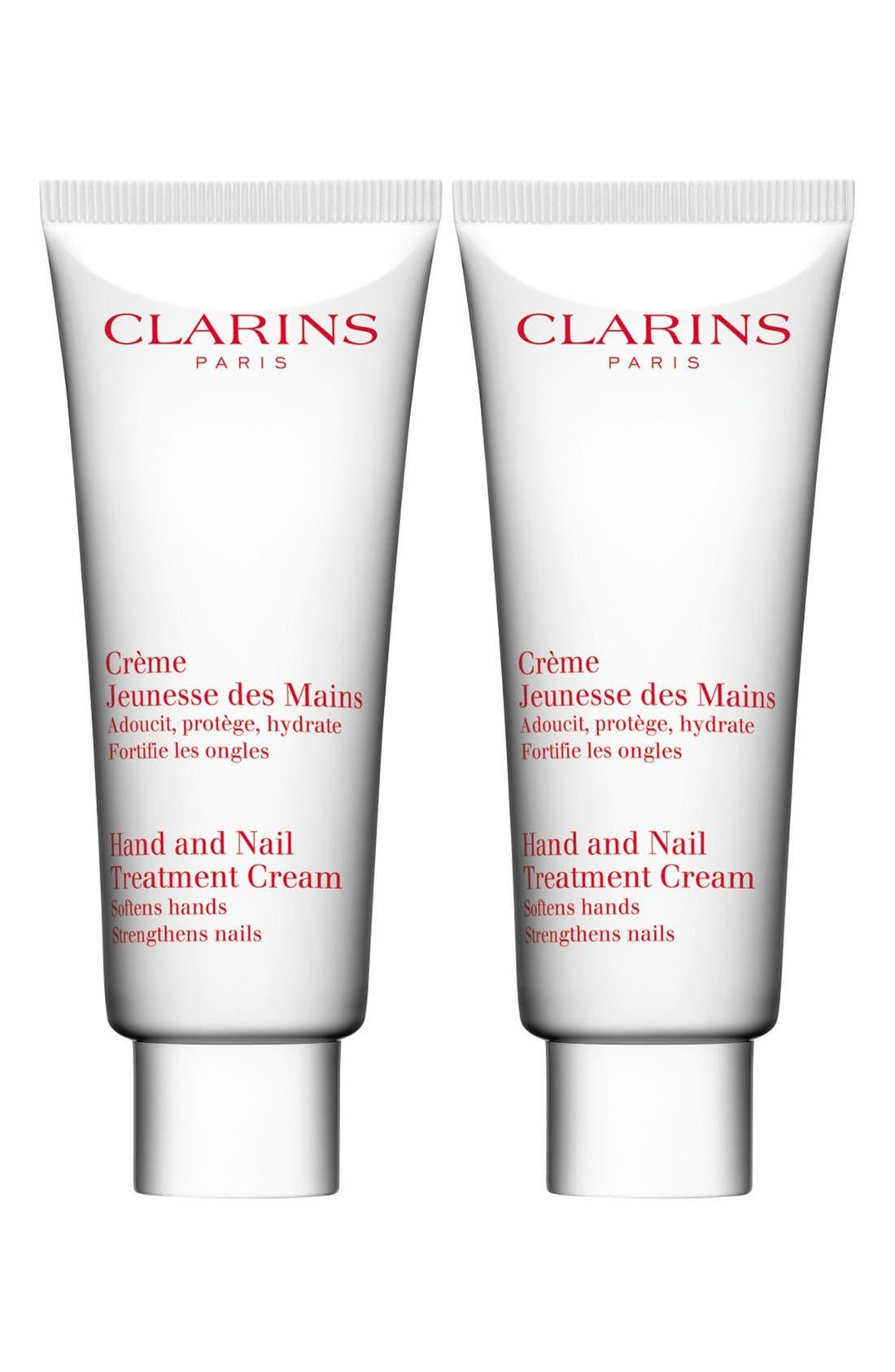 Hand and Nail Treatment Cream Duo,                             Main thumbnail 1, color,                             000