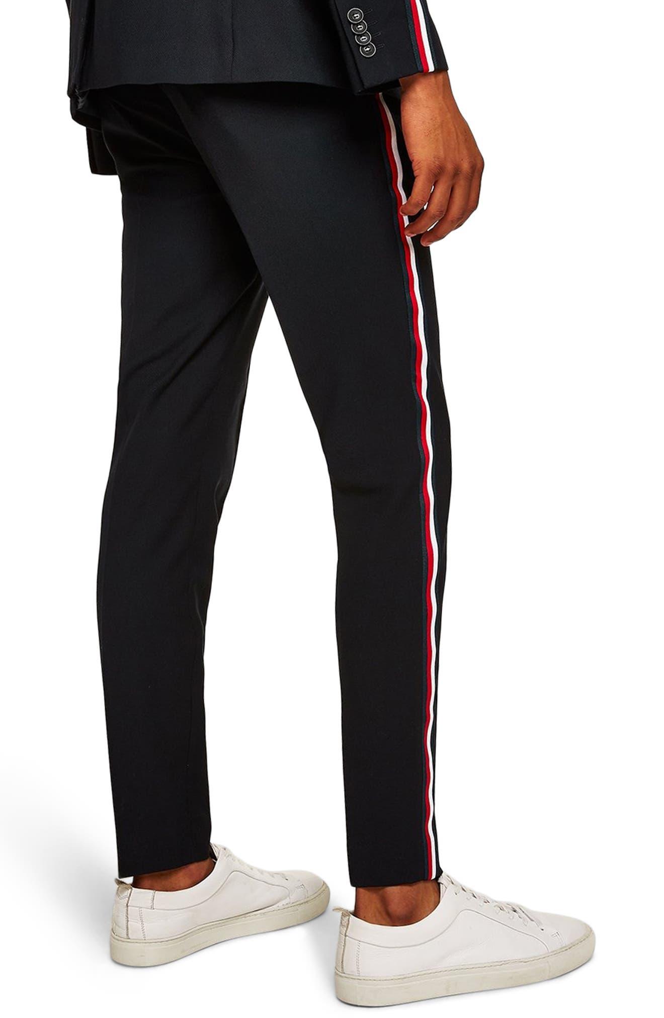 Stripe Pants,                             Alternate thumbnail 2, color,                             401