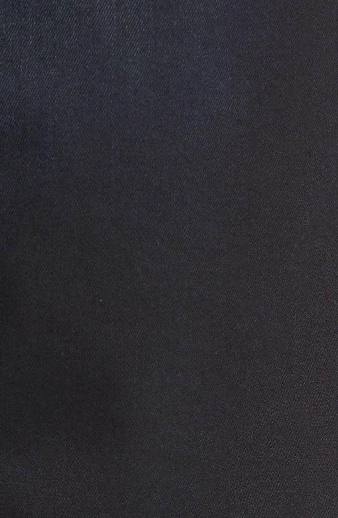 'Myles' Straight Leg Jeans,                             Alternate thumbnail 5, color,                             401