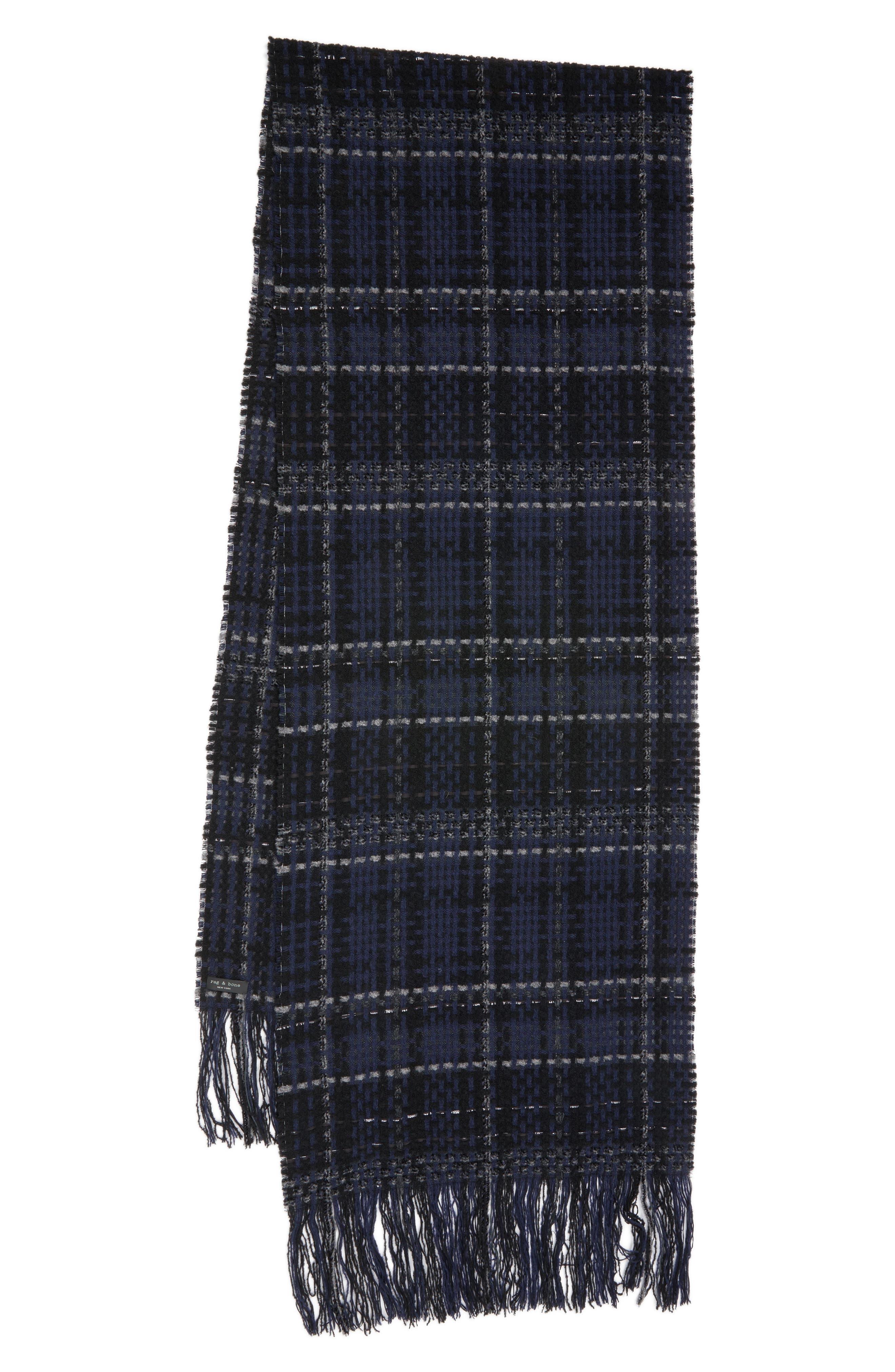 Linton Tweed Scarf,                         Main,                         color, 411